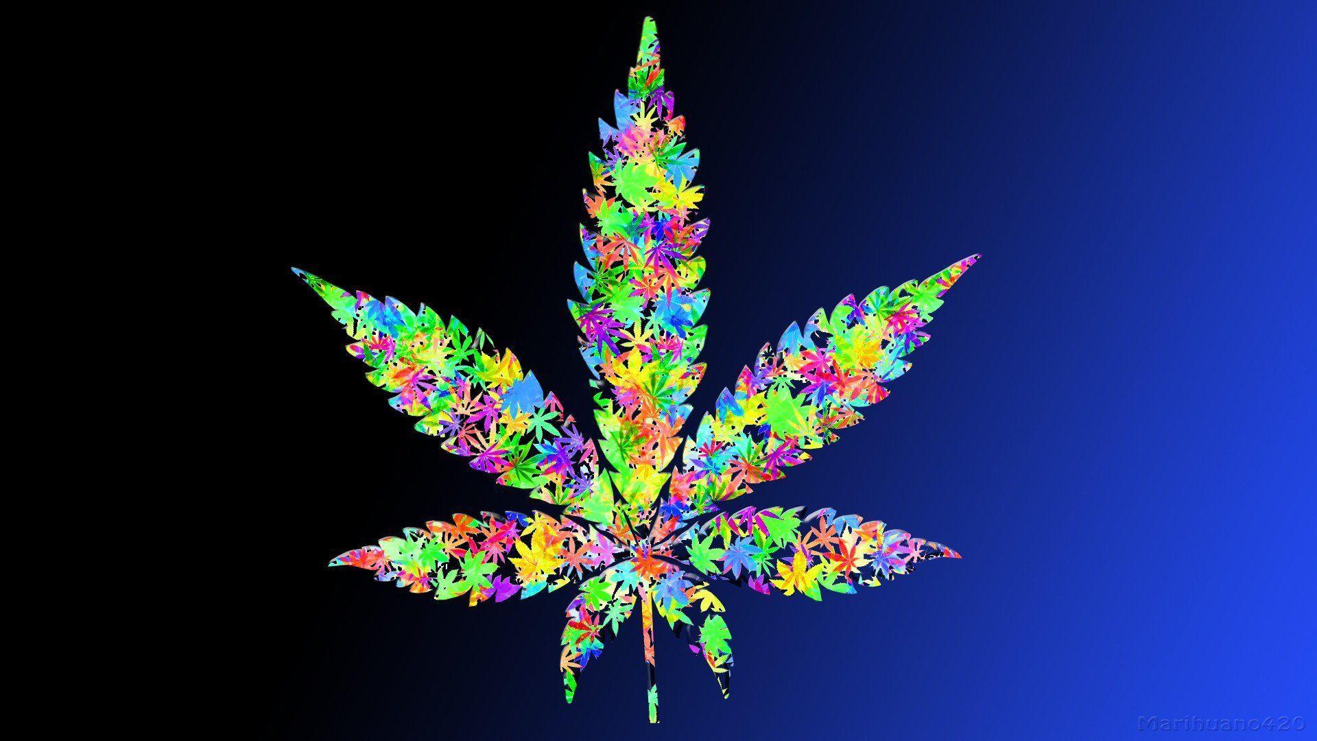 Marijuana Leaf Wallpapers HD