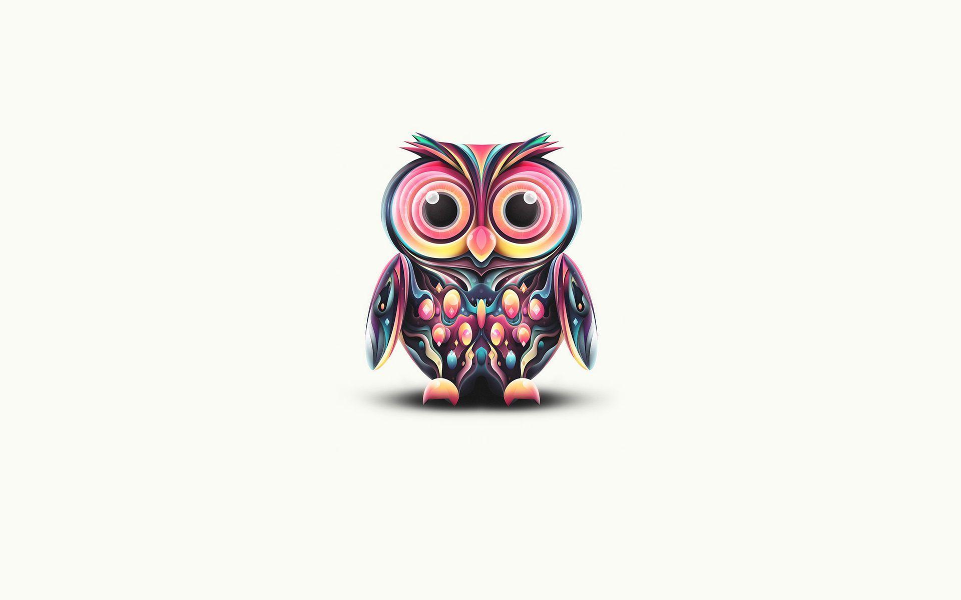 40156665 Cute Owl Wallpapers