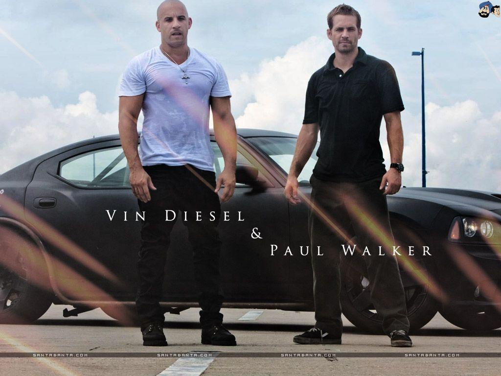 Vin Diesel And Paul Walker Wallpapers Wallpaper Cave