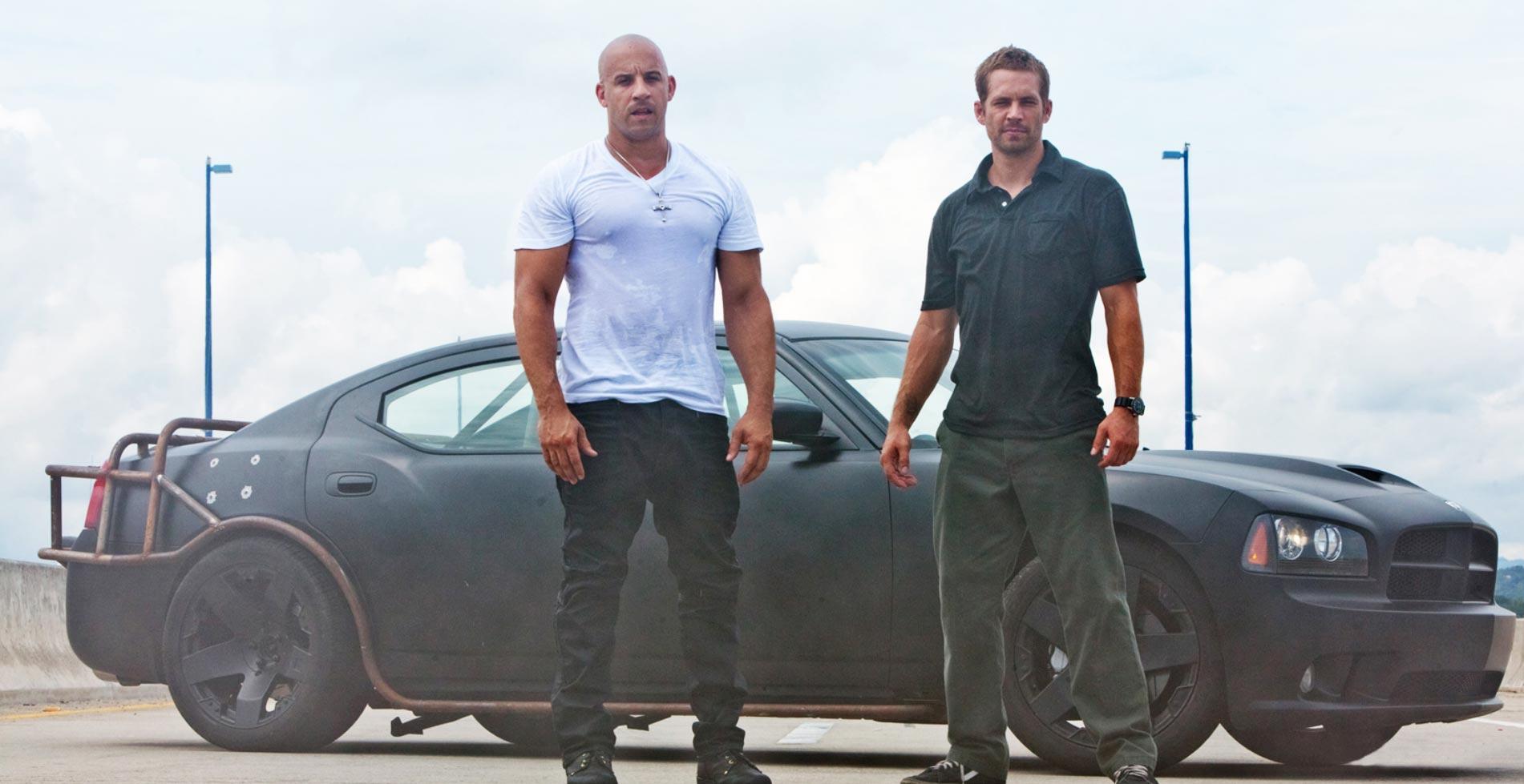 Vin Diesel And Paul Walker Wallpapers Wallpaper Cave