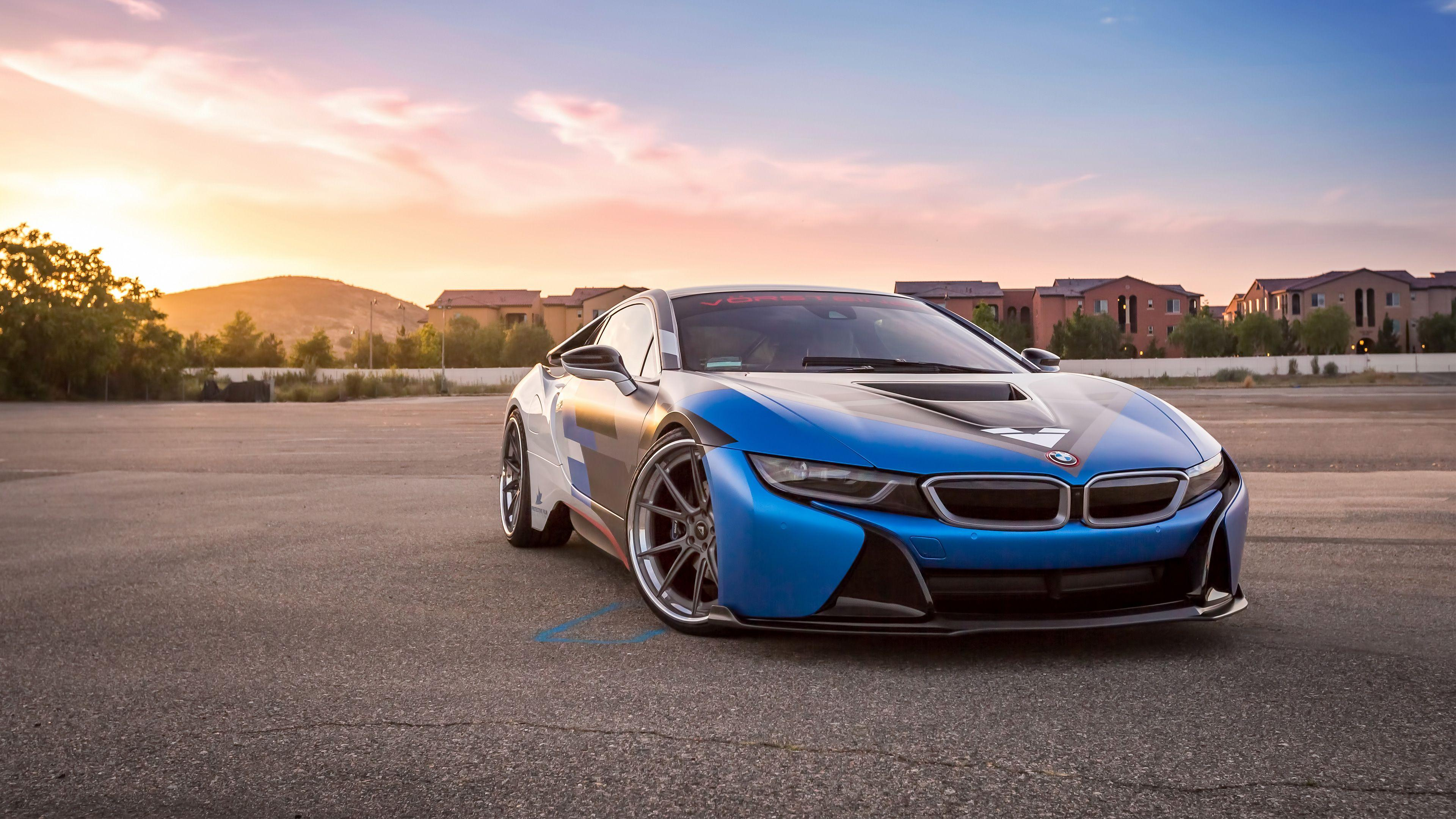 Vorsteiner BMW i8 VR E 4K Wallpaper | HD Car Wallpapers | ID #6548