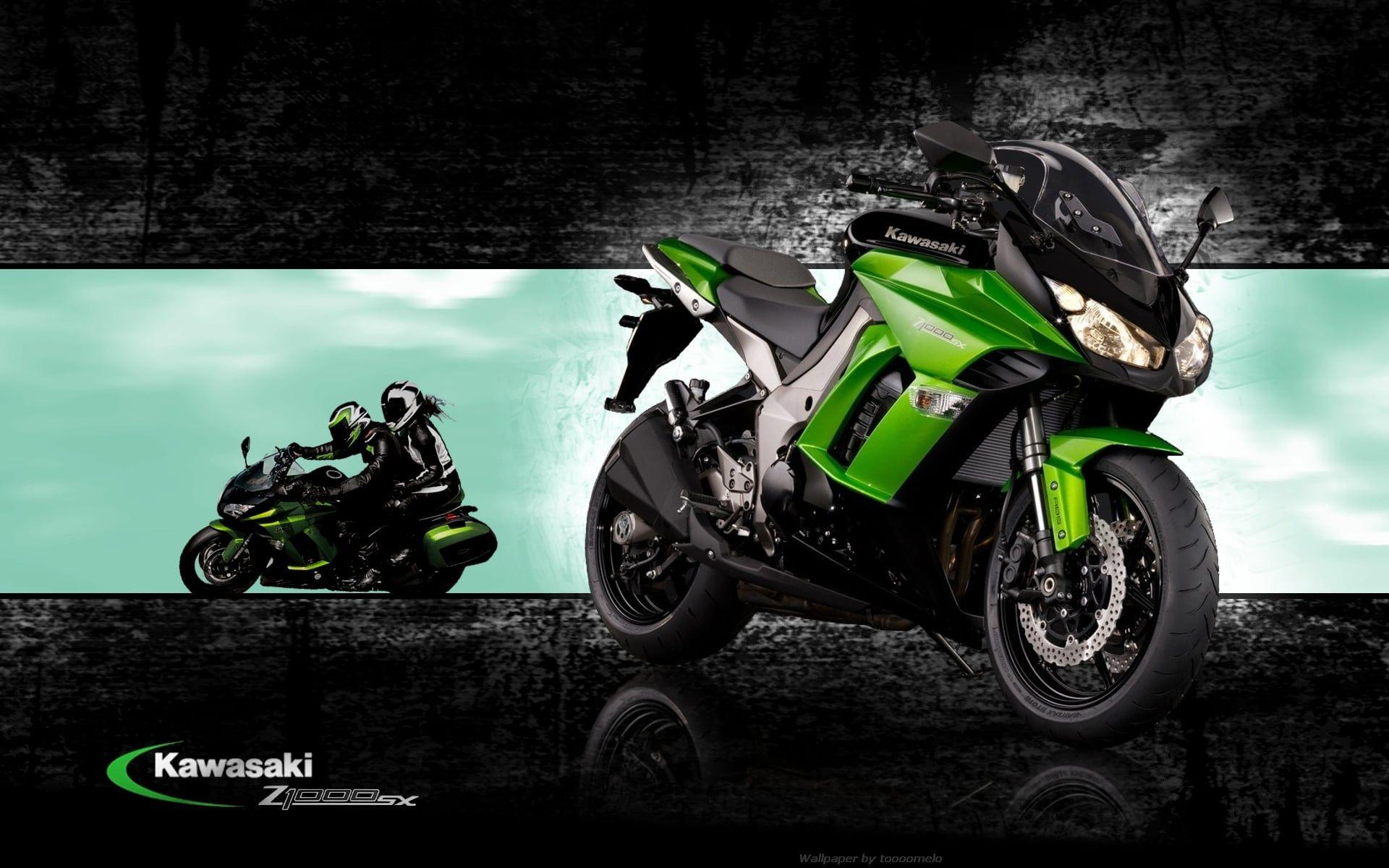 Kawasaki Z1000 Wallpapers Wallpaper Cave