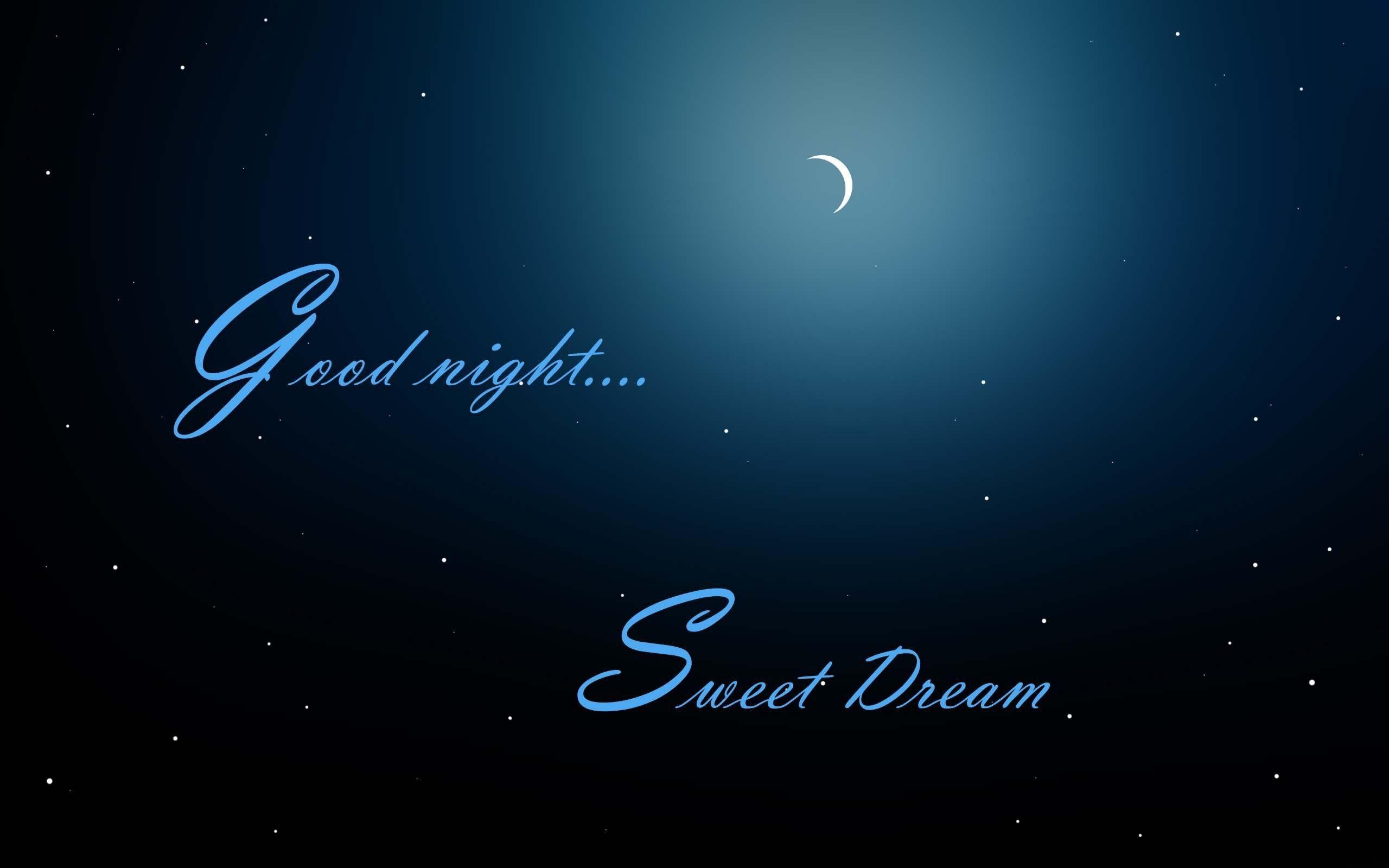 Good Night Wallpapers Hd Wallpaper Cave