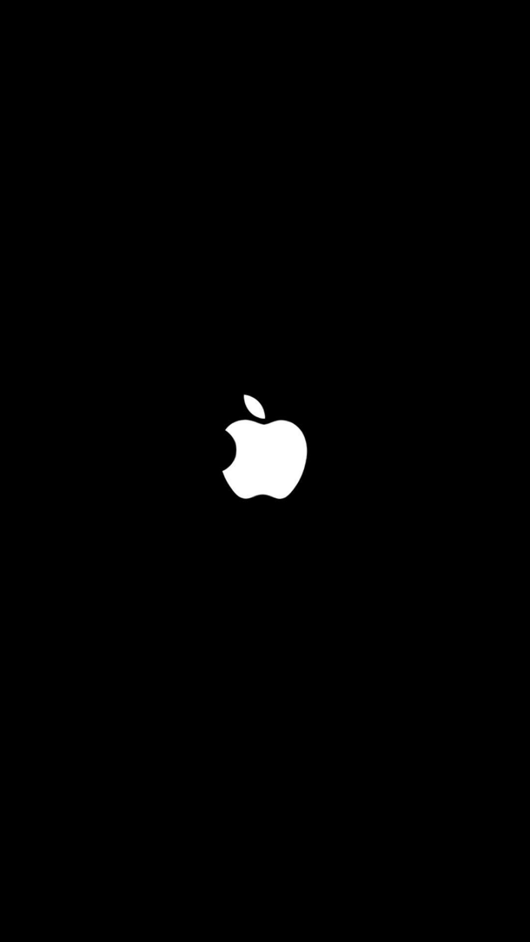 black apple logo 1080 wallpapers wallpaper cave