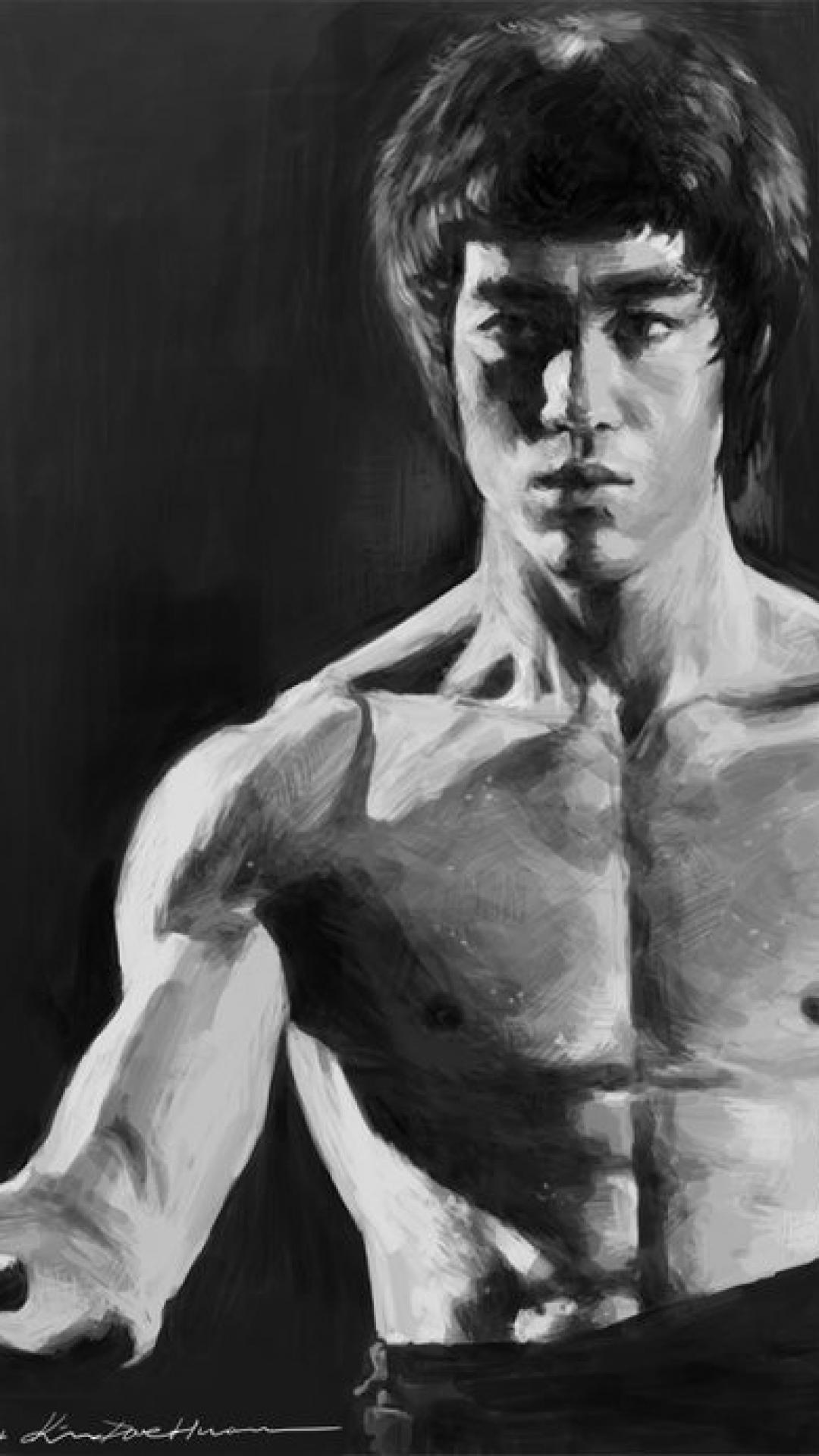 Bruce Lee HD Mobile Wallpapers - Wallpaper Cave
