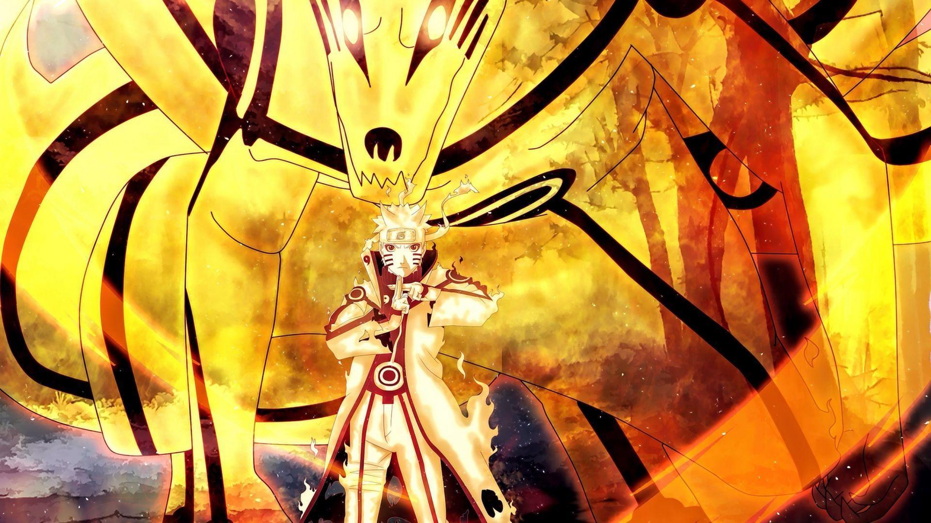 Naruto Shippuden Wallpapers HD 1920x1080 - Wallpaper Cave