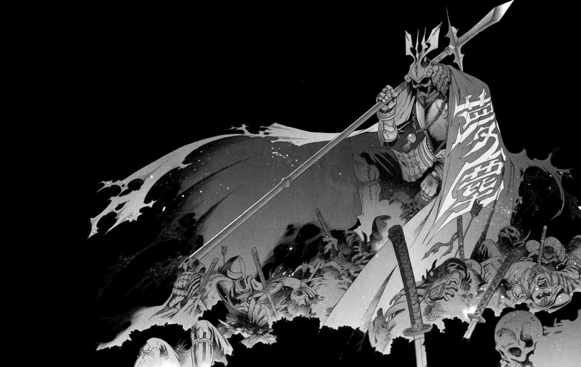 Dark Samurai Wallpapers Wallpaper Cave