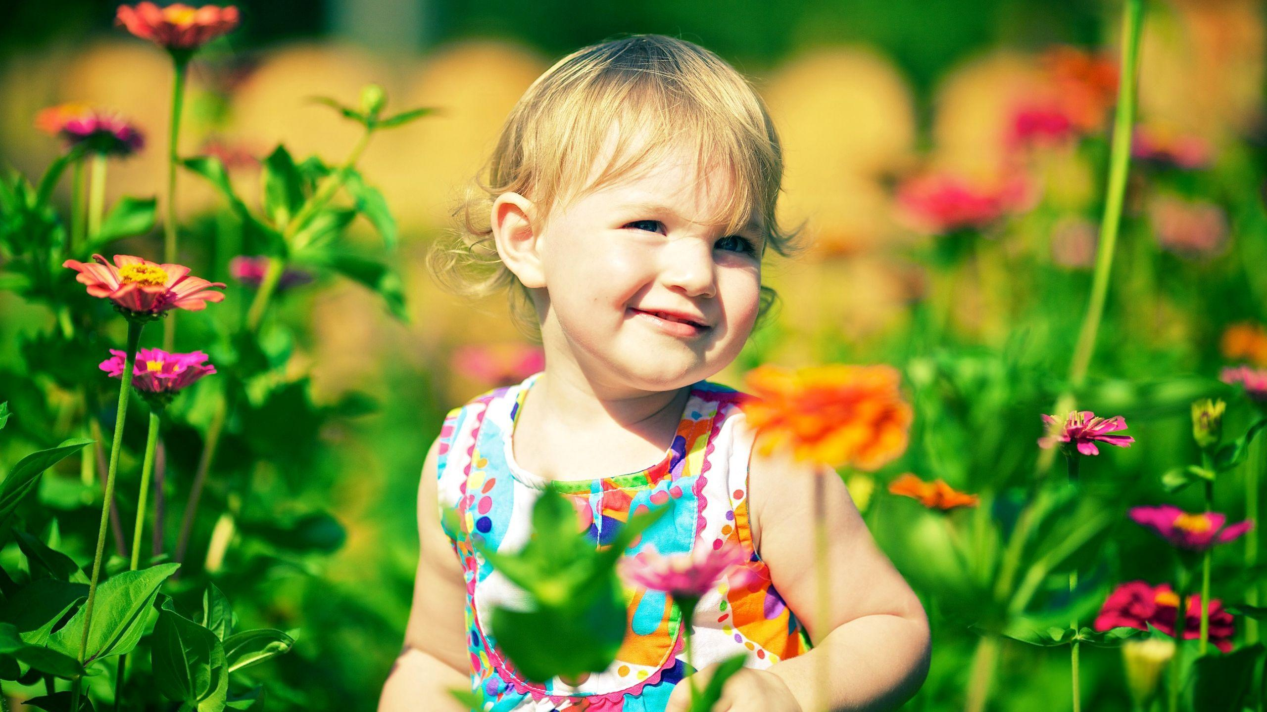 Cute Child Wallpapers Wallpaper Cave