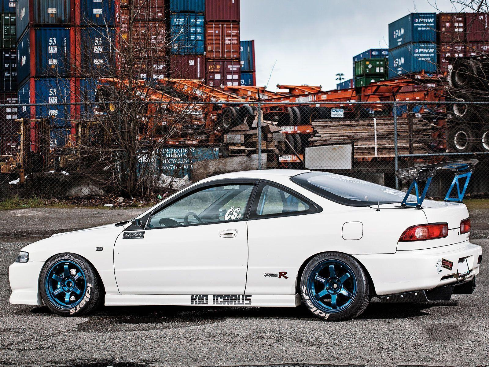 Hd Wallpapers Of Acura Integra Type R Wallpaper Cave
