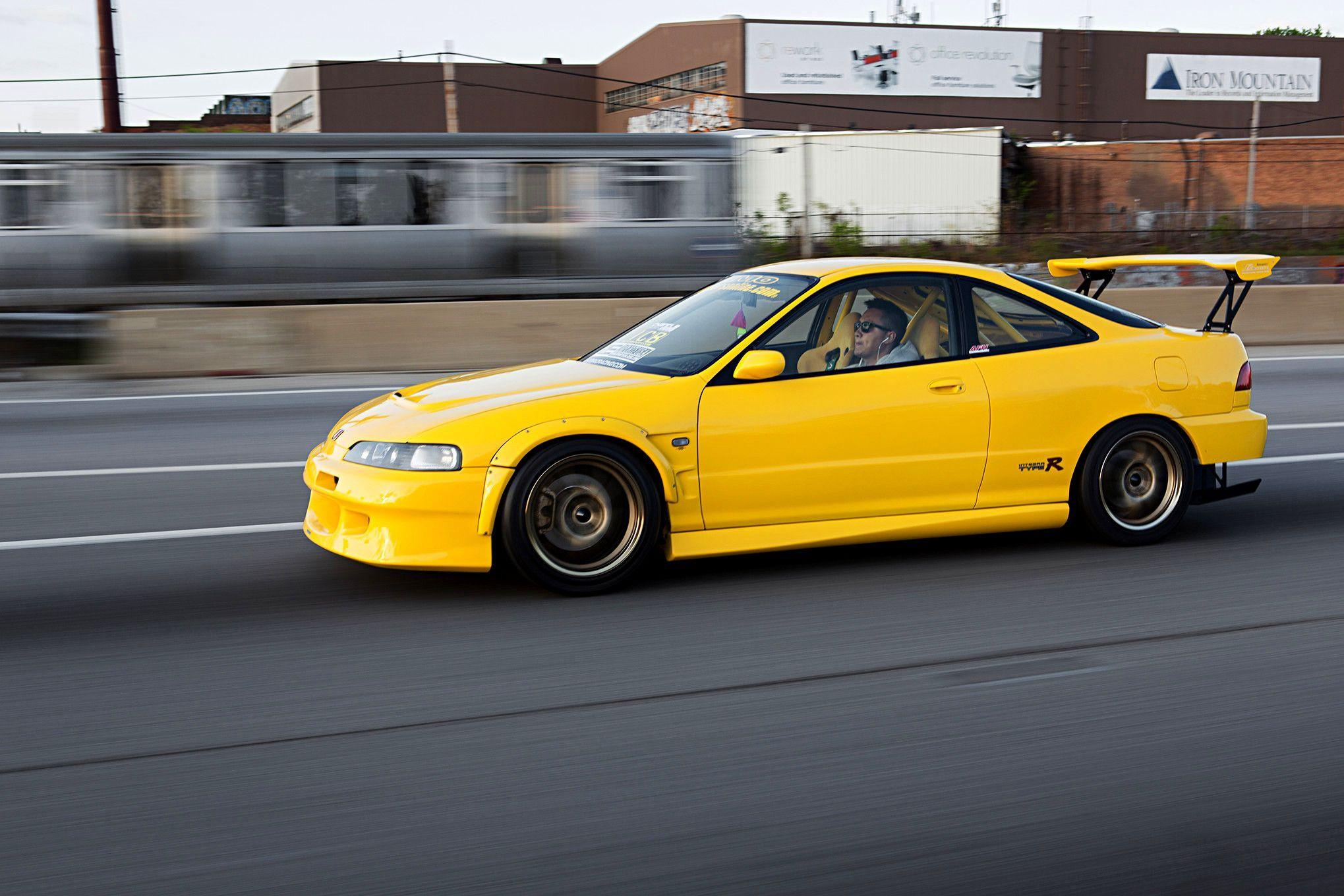 Chen Huang's 2000 Acura Integra Type R Photo & Image Gallery