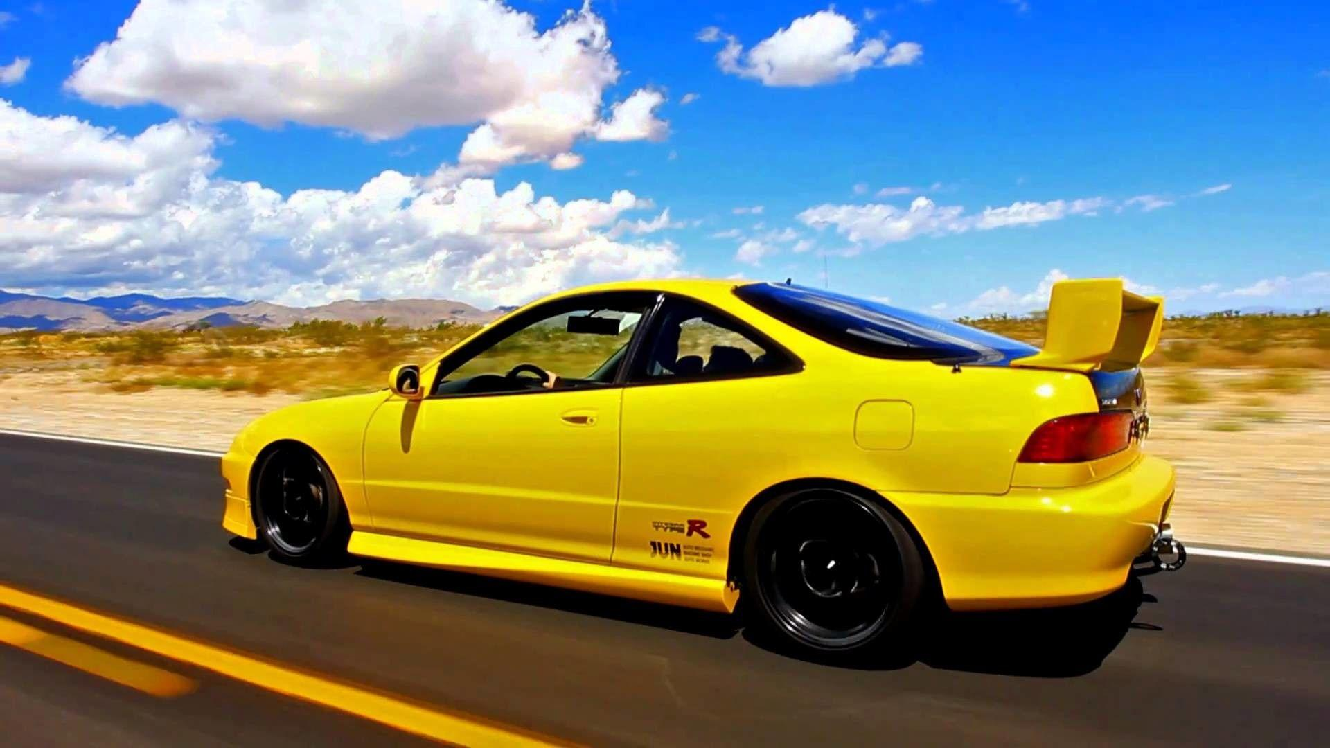 Honda Integra Type R Wallpapers ·①