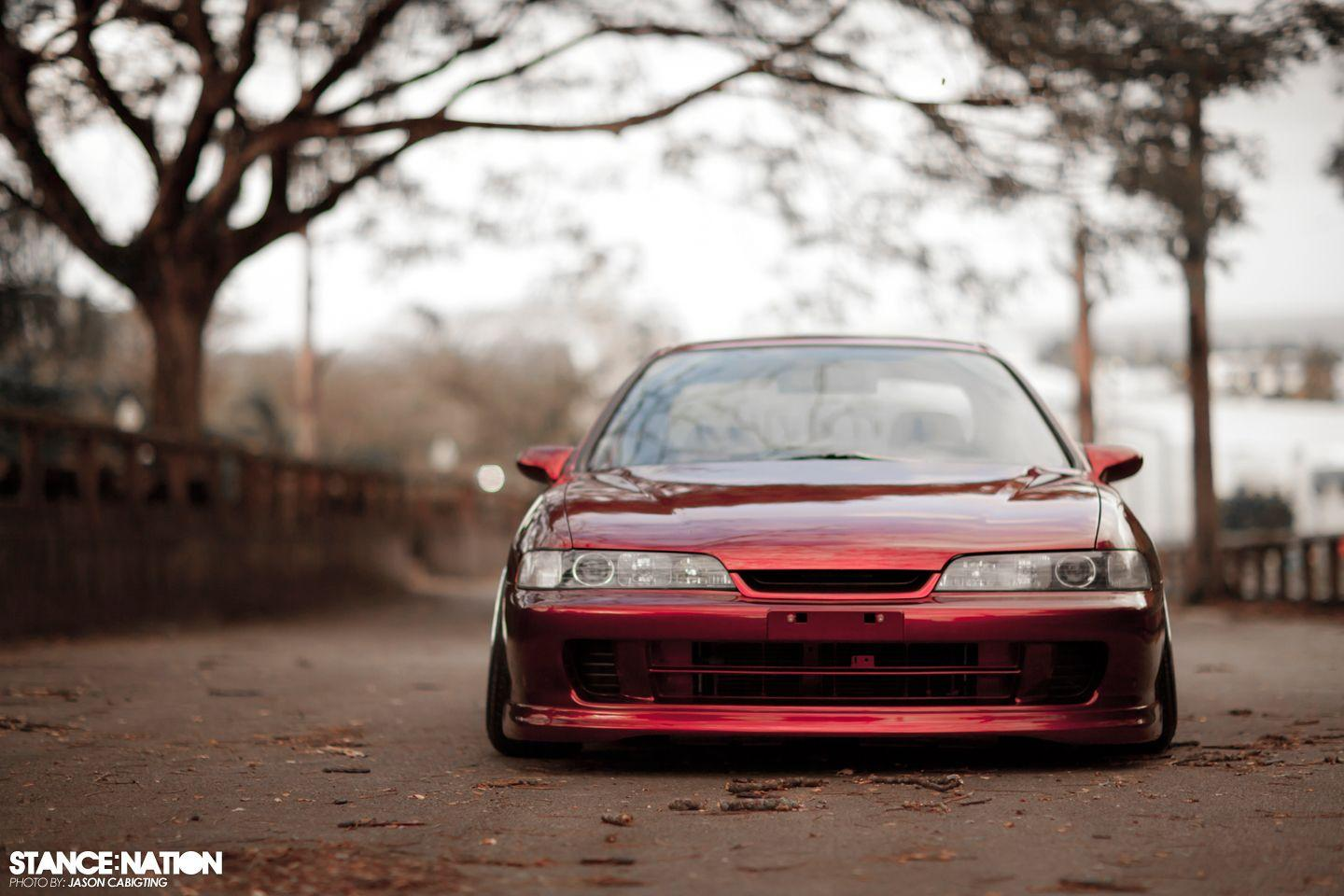 Integra Type R on the low side.