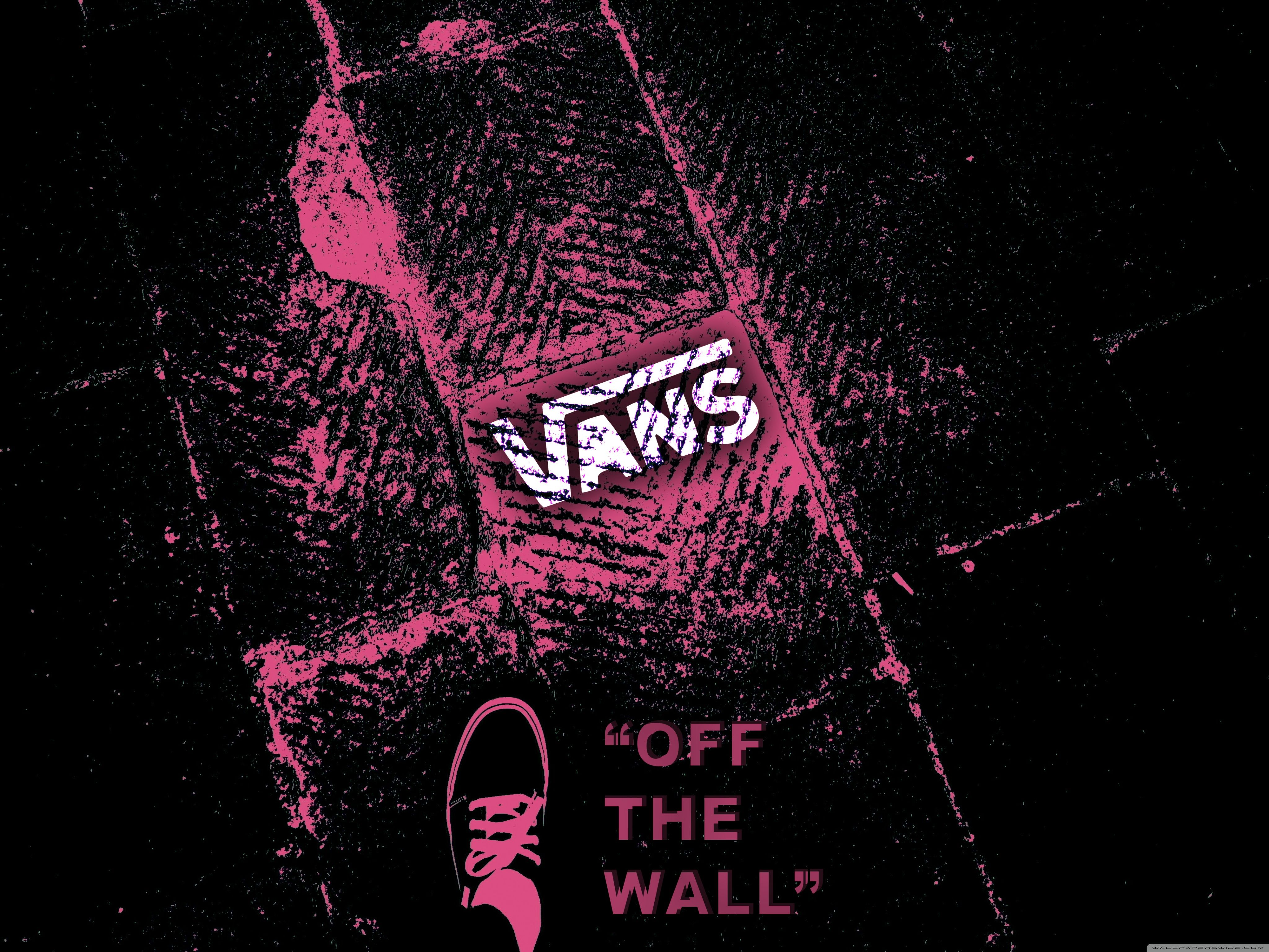 vans off the wall wallpaper