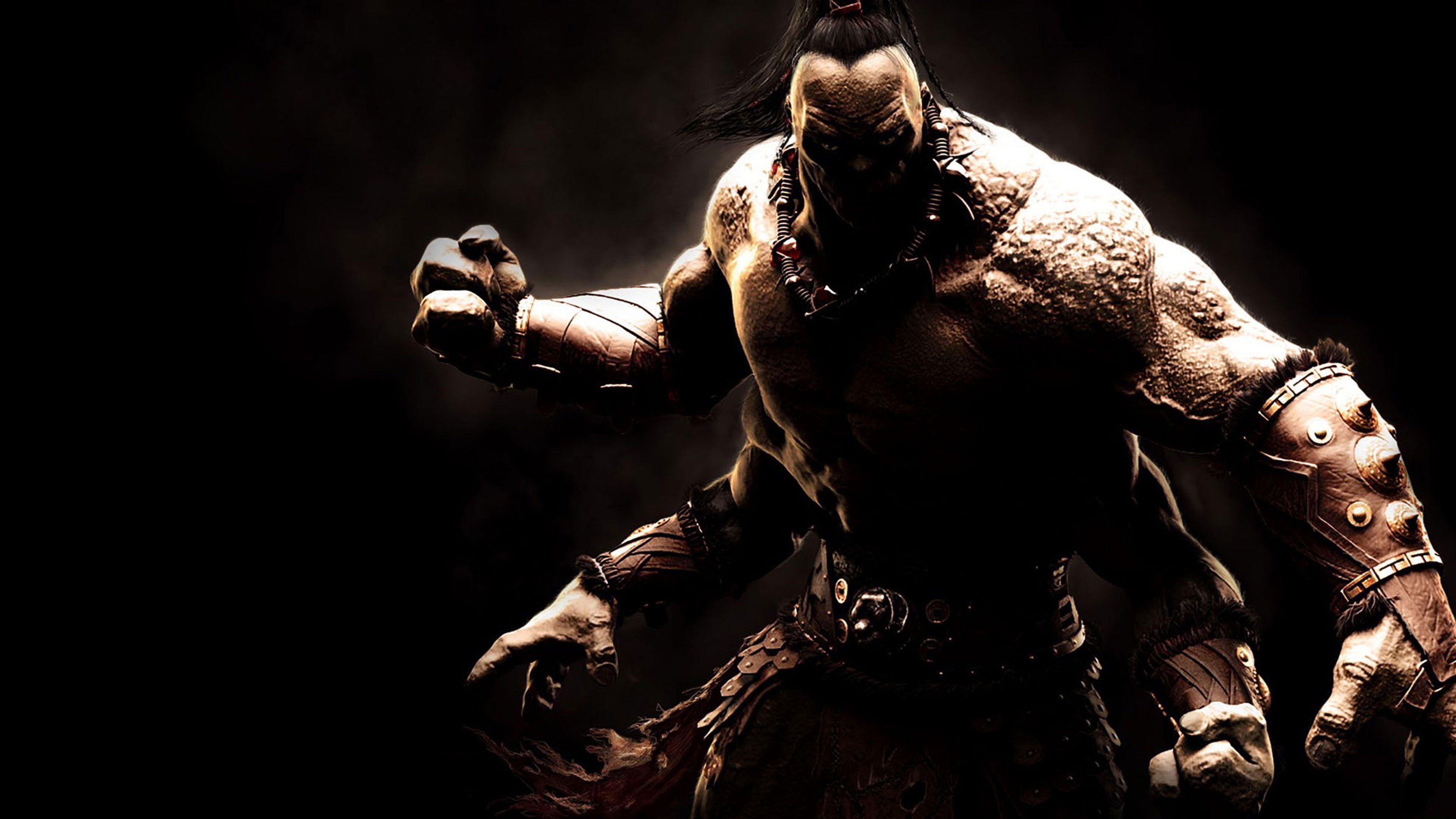 Wallpapers Mortal Kombat Shaolin Monks HD - Wallpaper Cave