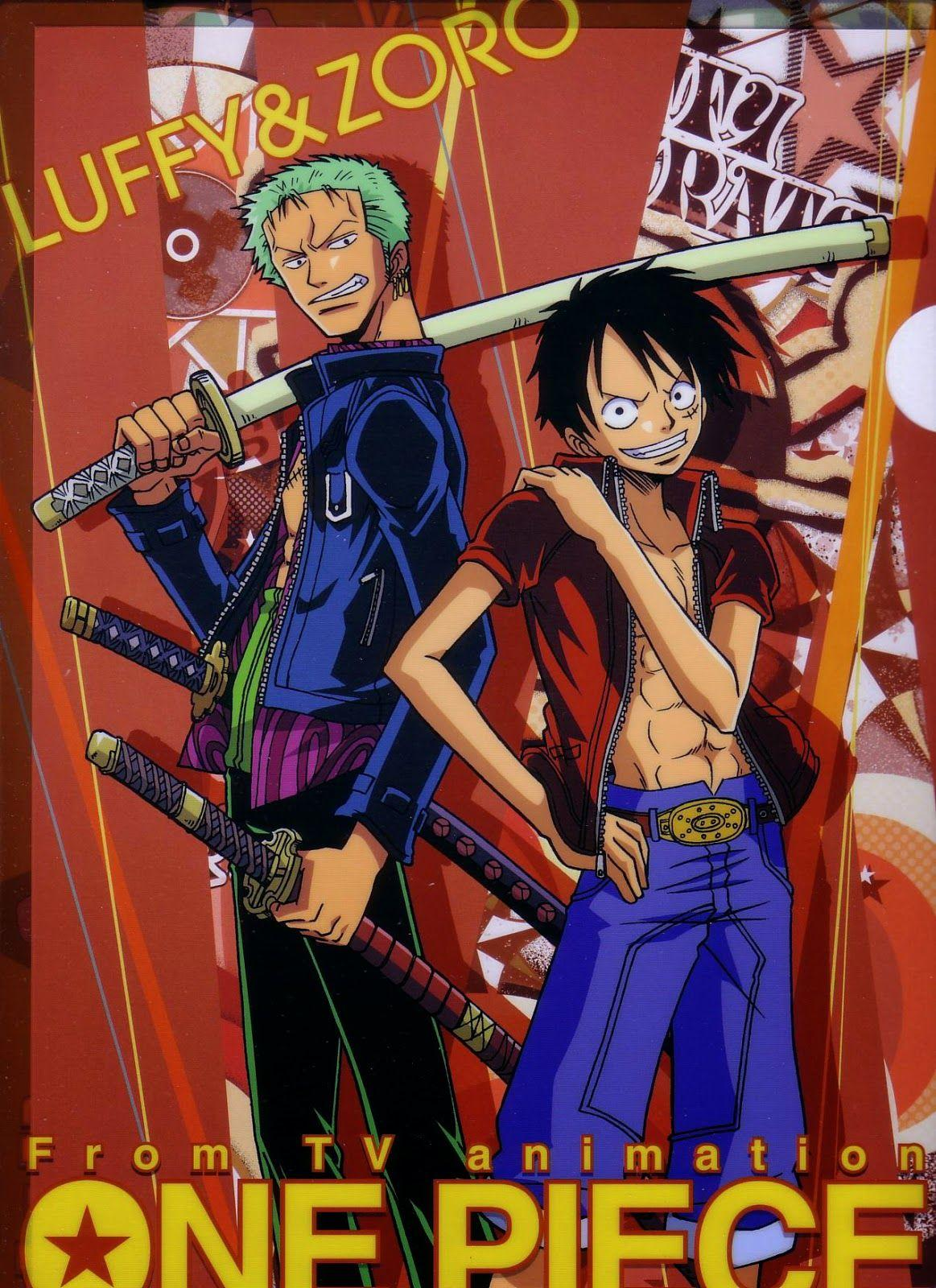 Luffy Zoro Wallpapers - Wallpaper Cave