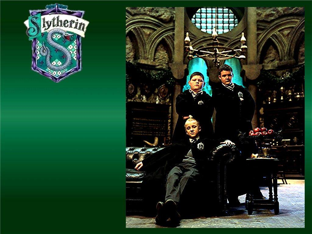 Slytherin Wallpapers 1 by YviChan