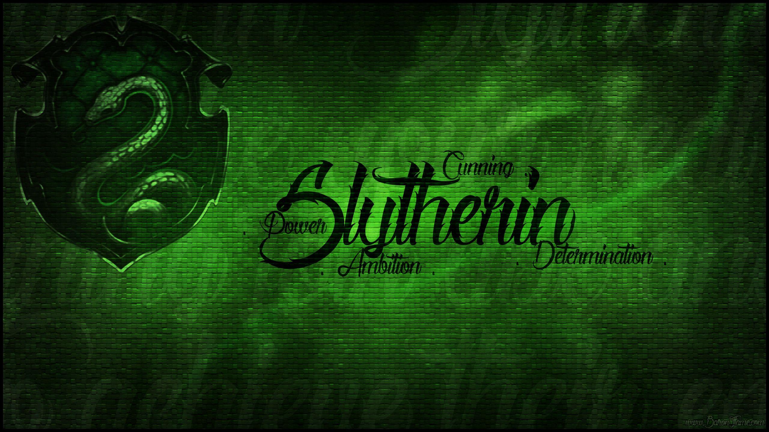 Slytherin Iphone Wallpapers 14+