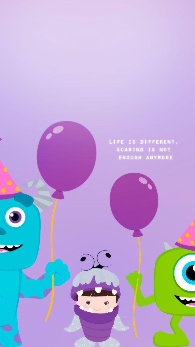 Wallpaper Monster Inc Iphone 6 - impremedia.net