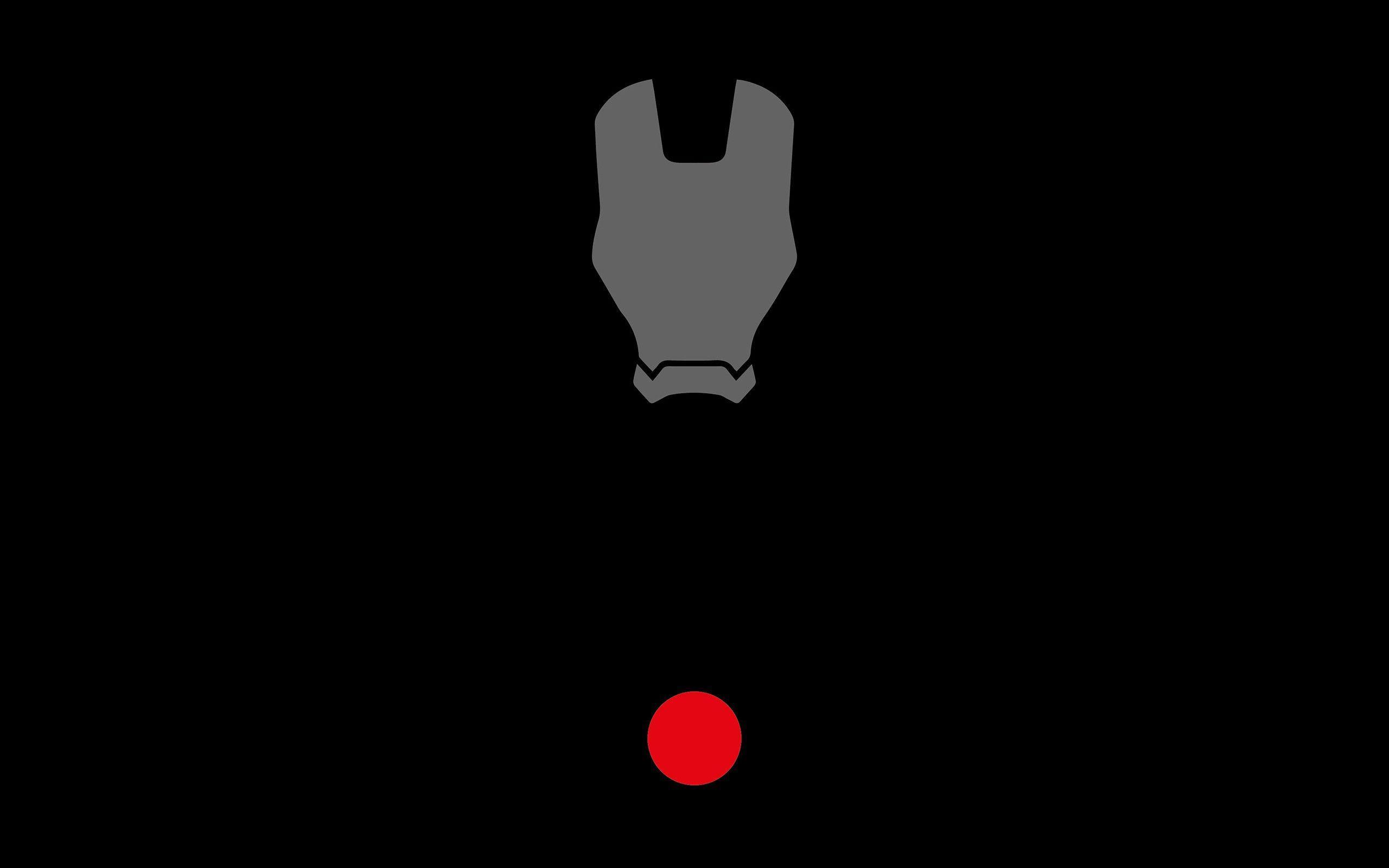 Iron Man Black Wallpapers Wallpaper Cave