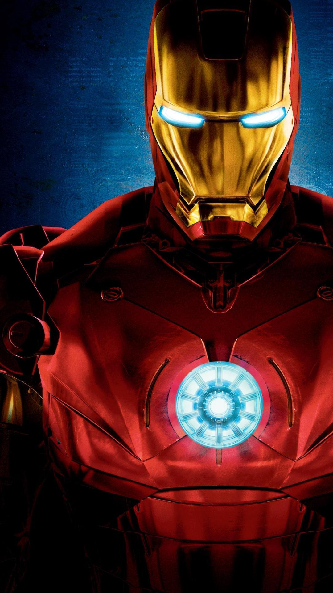 Ironman 3 wallpapers for mobile wallpaper cave - Iron man wallpaper cartoon ...