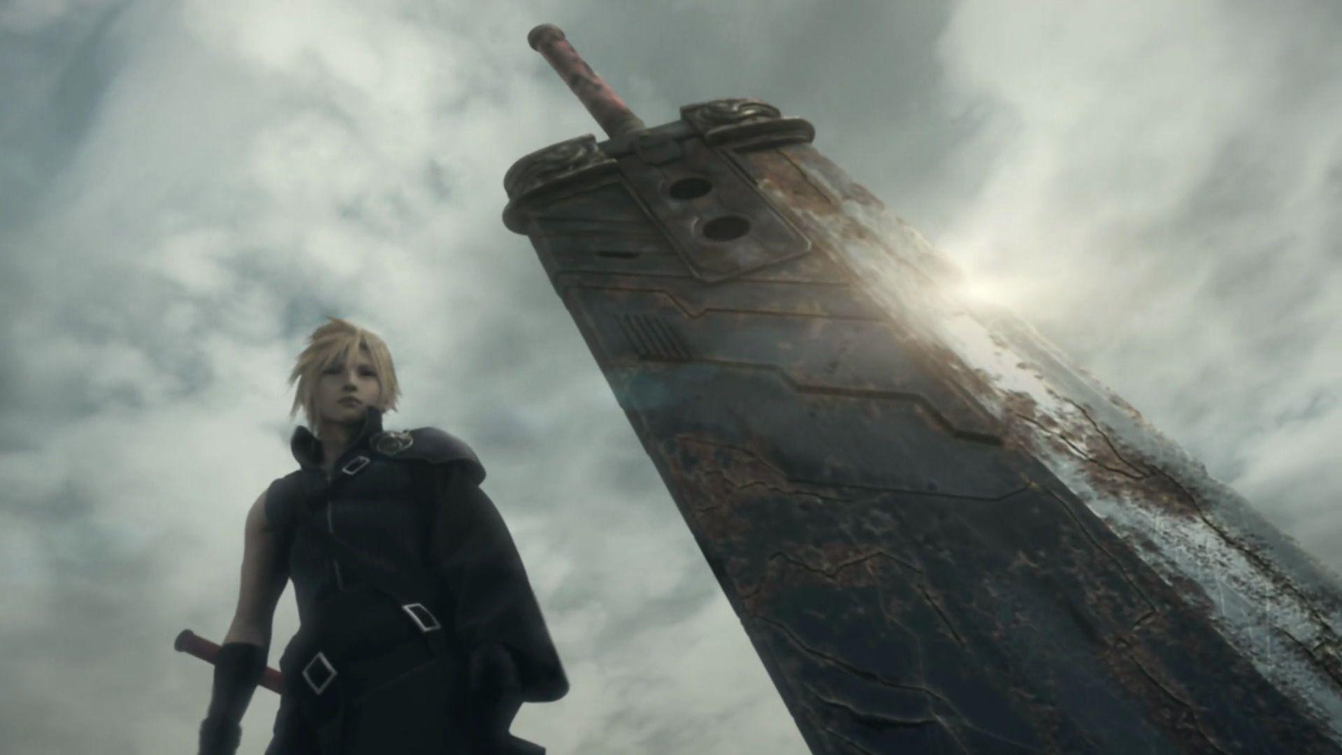 Final Fantasy 7 Cloud Wallpapers - Wallpaper Cave