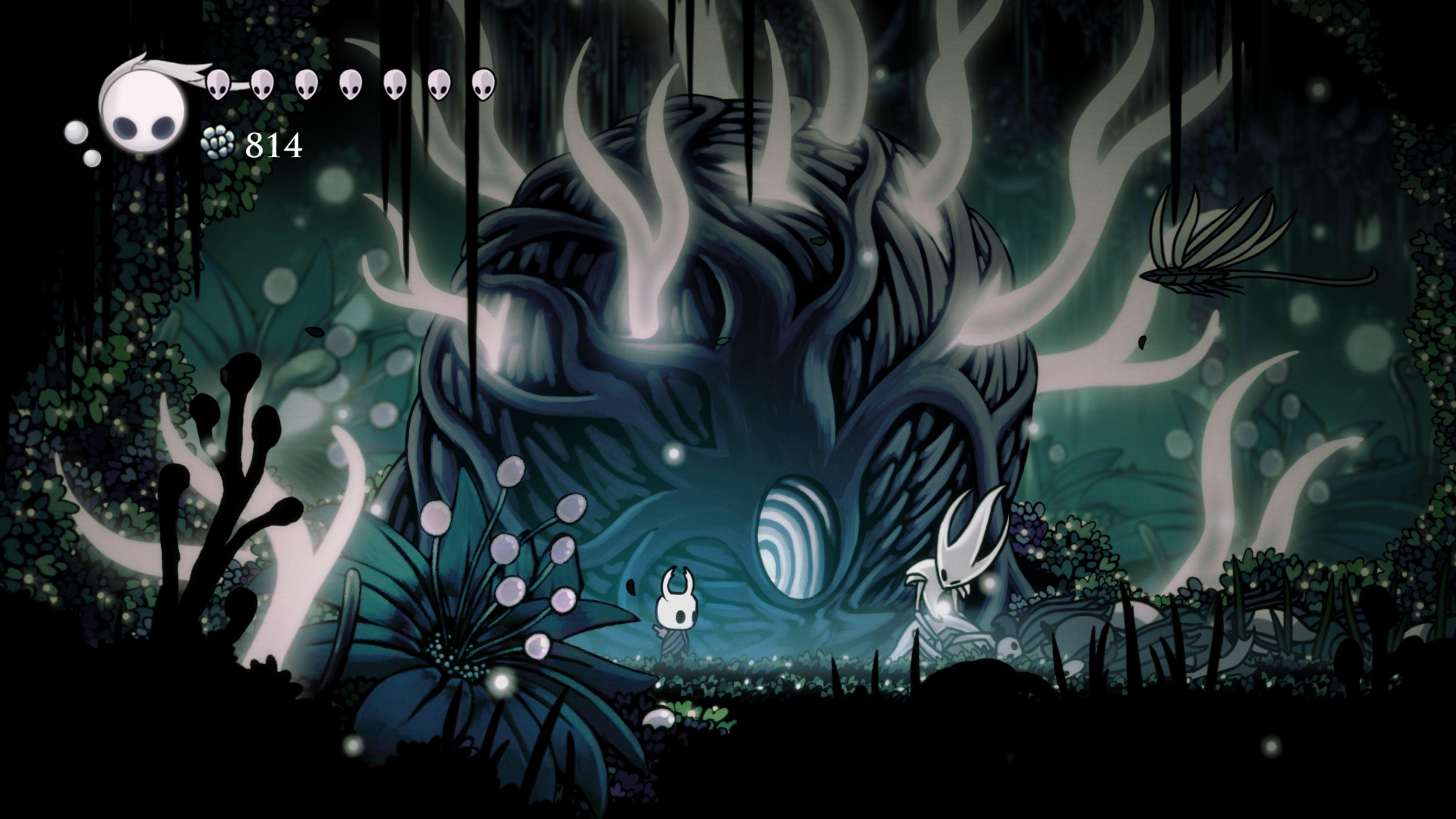 47 Hollow Knight HD Wallpapers