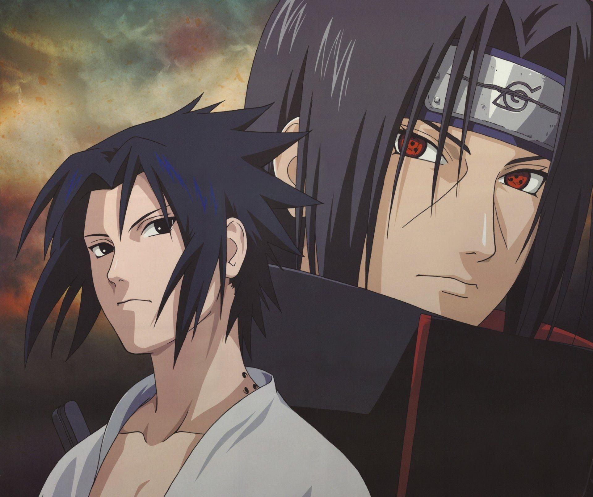 Itachi And Sasuke Wallpapers