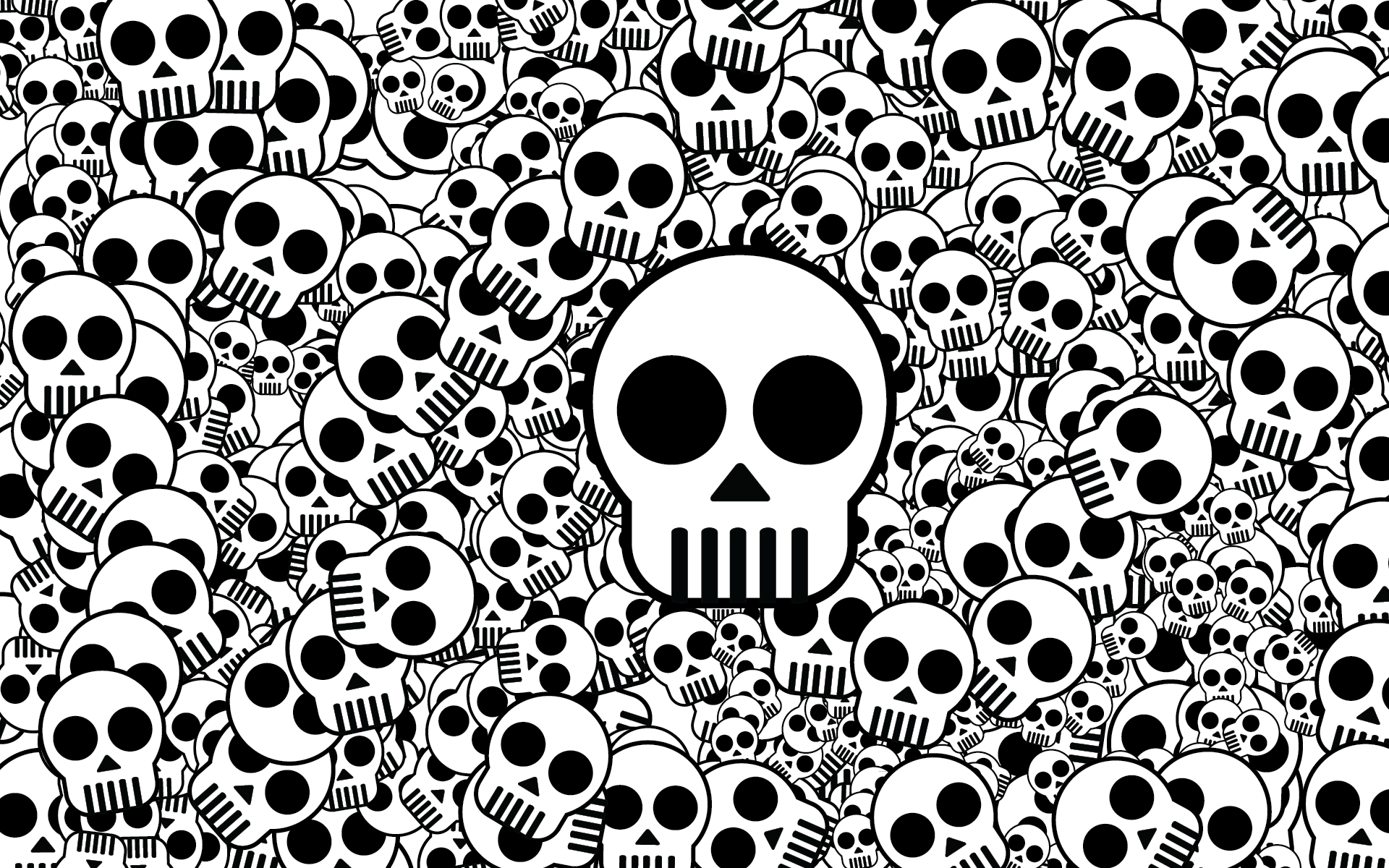 skull wallpapers hp wallpaper cave