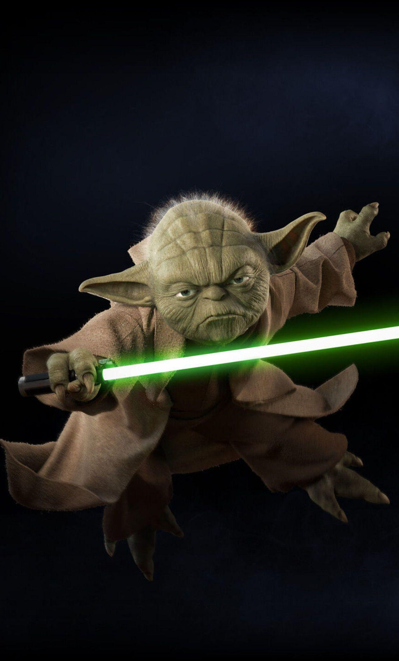 Funny Yoda Wallpapers Wallpaper Cave