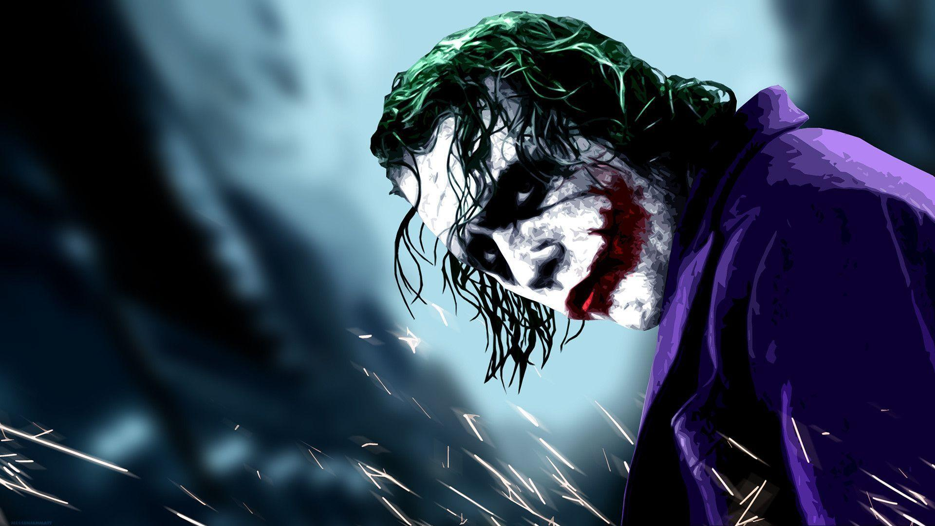 Batman The Dark Knight Joker Wallpapers Hd Wallpaper Cave