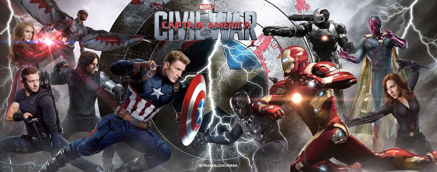 Avengers Civil War Wallpapers - Wallpaper Cave