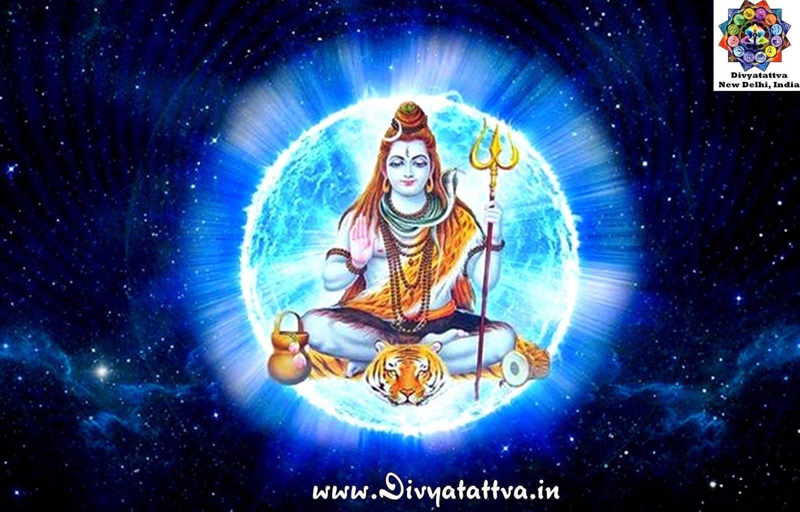 Hindu Gods Wallpaper For Desktop: Lord Shiva 3D Wallpapers