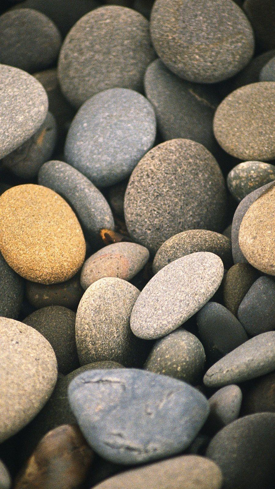 Minimalistic-Nature-Pebbles-iPhone-Wallpaper | iPhone Wallpapers ...