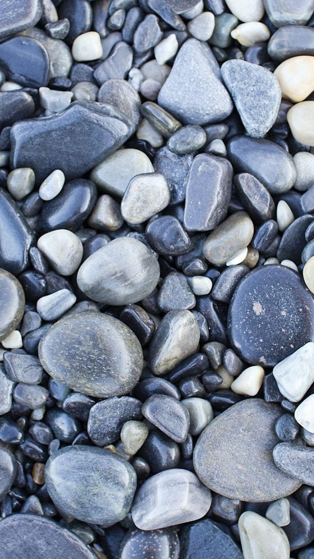Colorful Pebbles Wallpaper For iPhone - iPhone Wallpaper