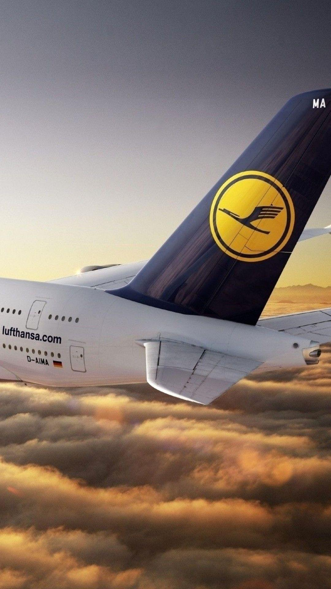 Lufthansa Wallpapers HD - Wallpaper Cave