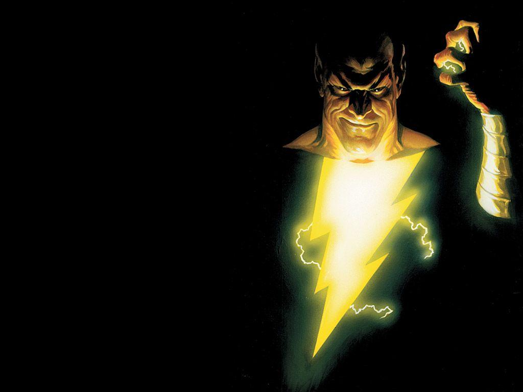Superman Vs Black Adam Wallpapers Wallpaper Cave