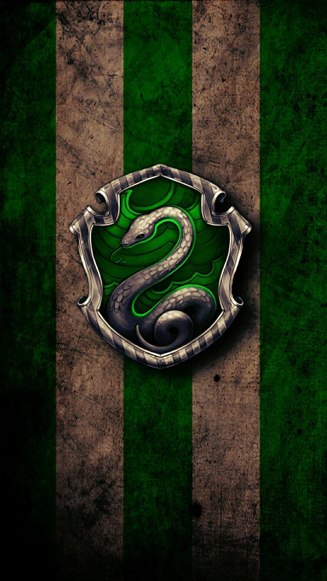 Slytherin House Wallpapers Wallpaper Cave