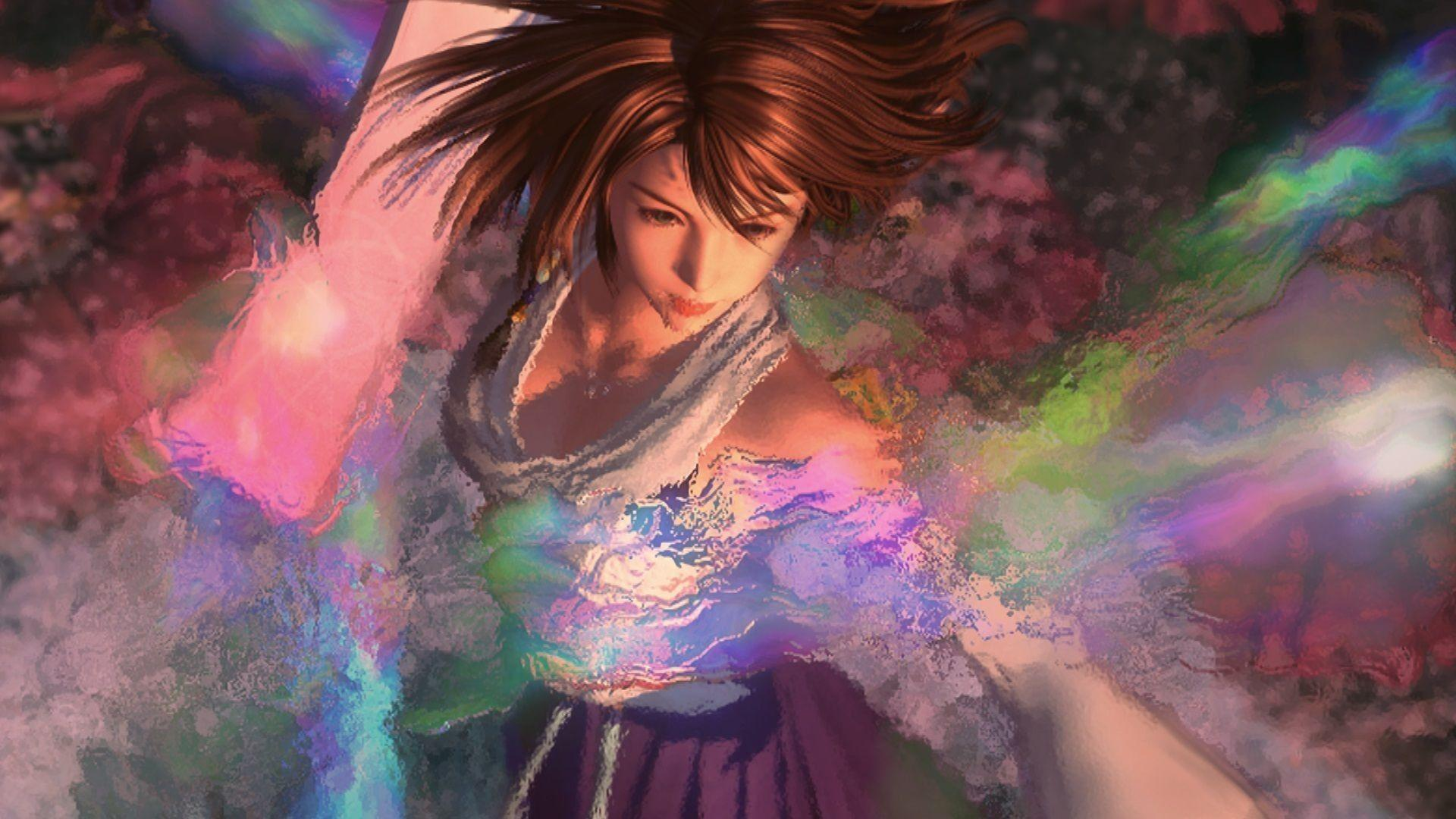Final Fantasy X Wallpapers Yuna Wallpaper Cave