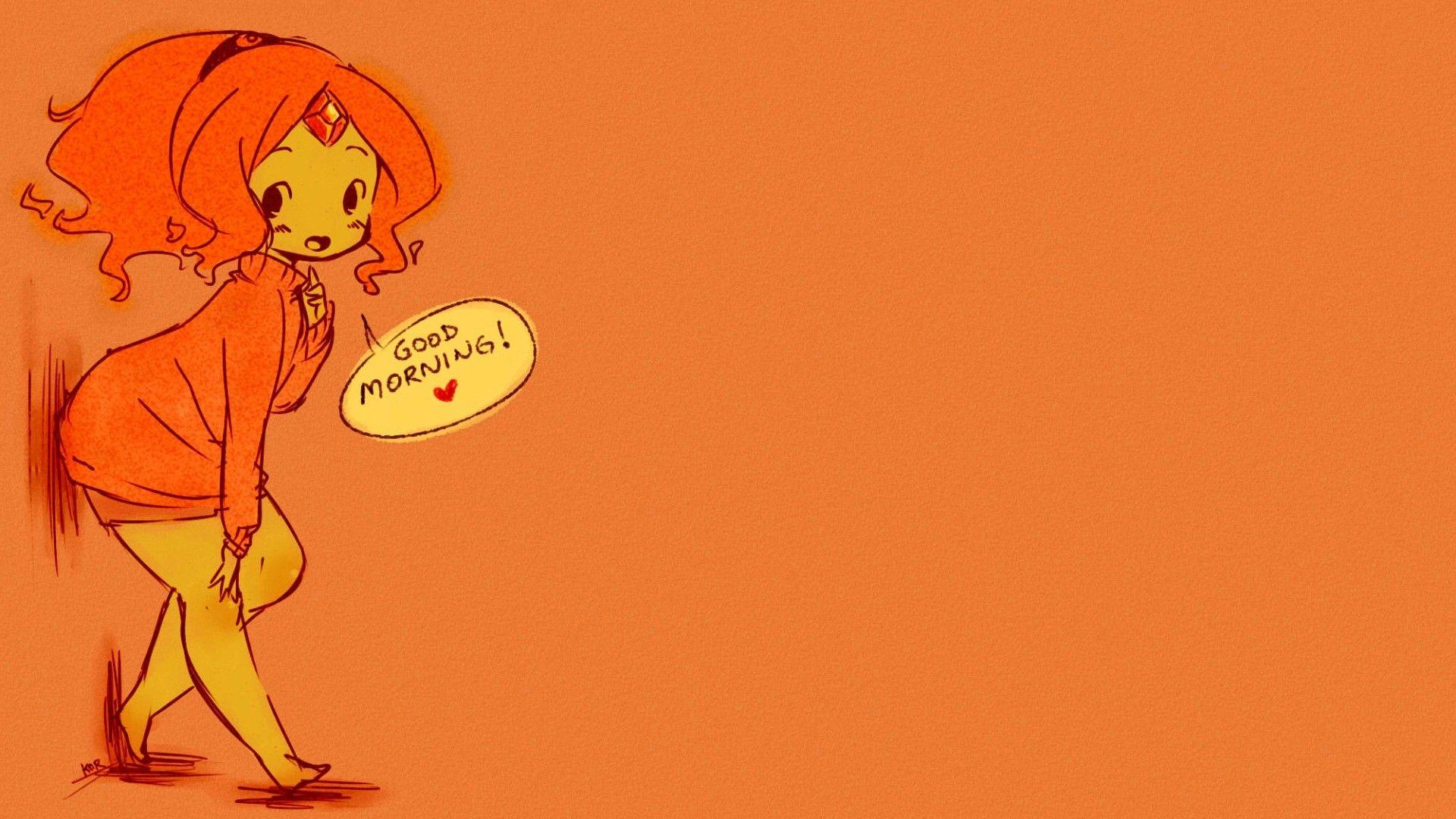 Adventure Time With Finn And Jake Fanart Flame Princess