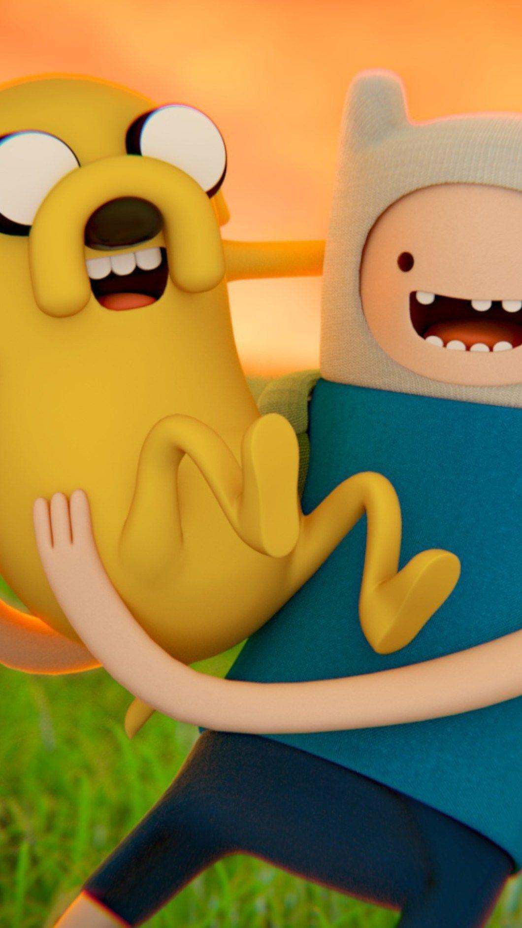 Adventure Time Wallpapers Hd Iphone