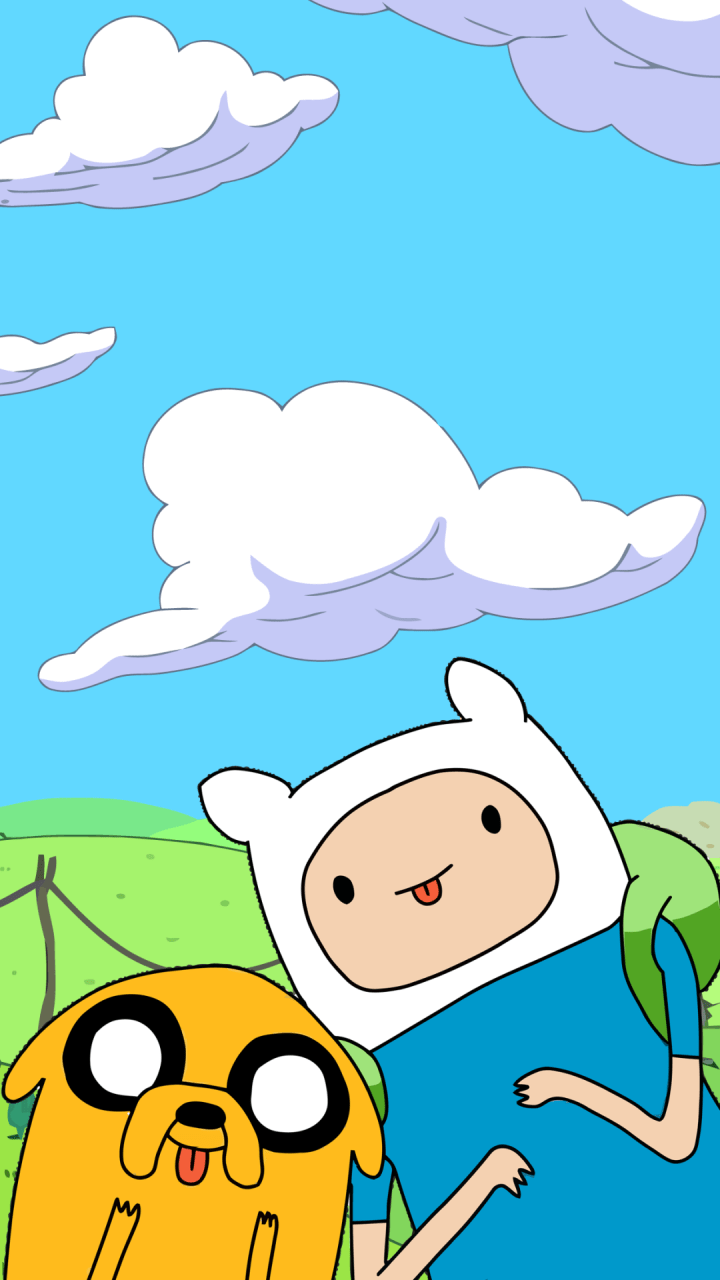 Adventure Time Iphone 5 Wallpapers