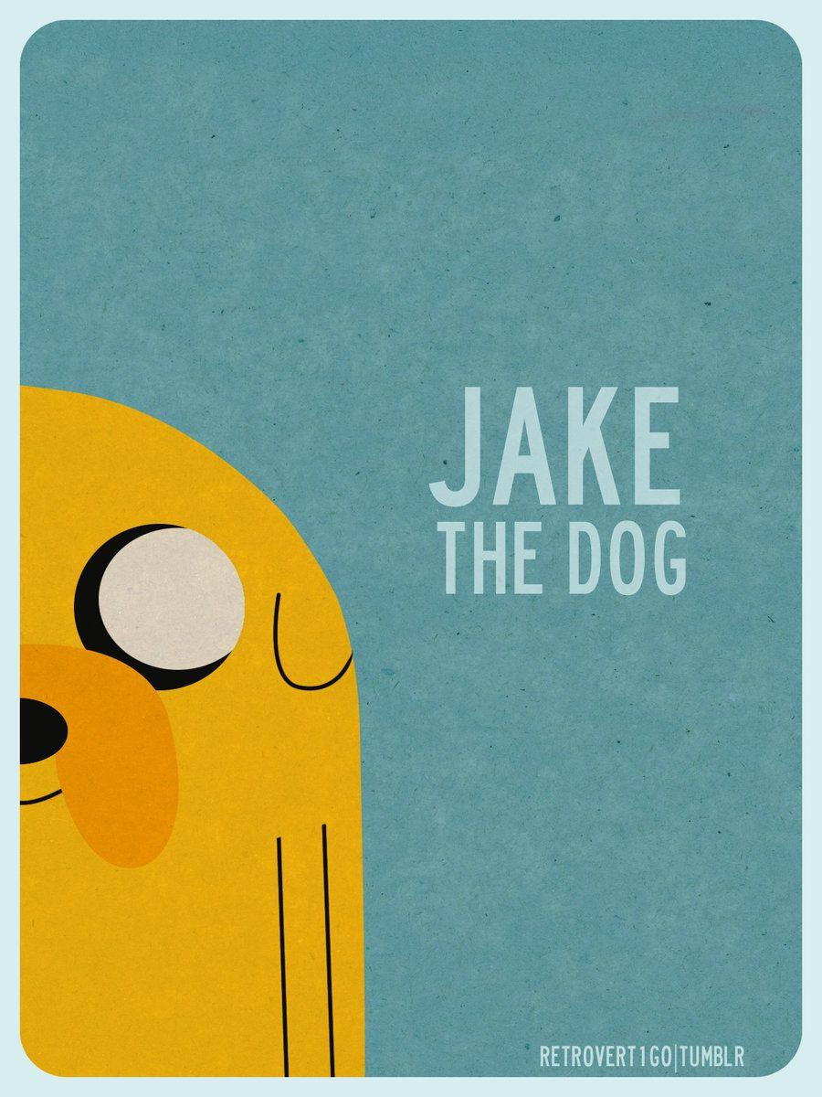 Group of Jake The Dog Phone Wallpapers