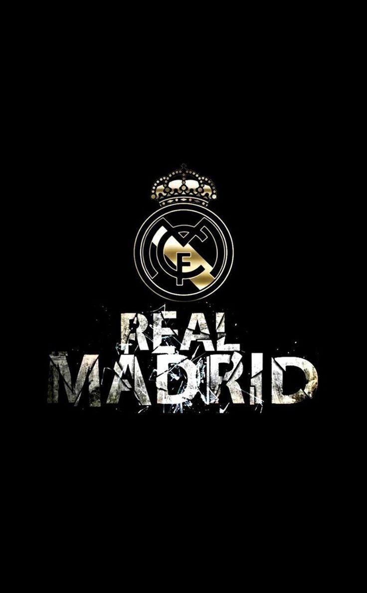 Real Madrid Wallpapers Black