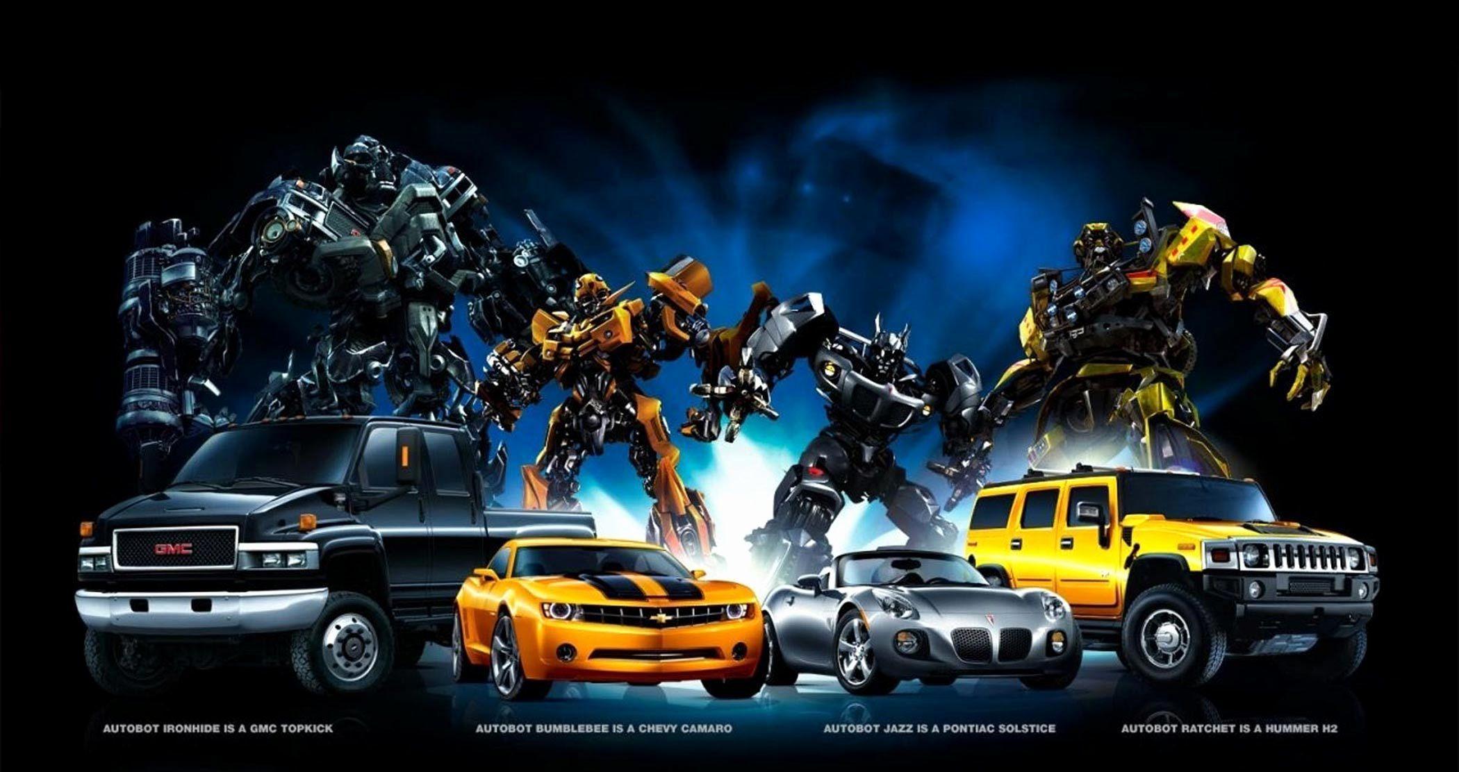 Transformer 4 Autobot Cars Wallpapers Hd Wallpaper Cave