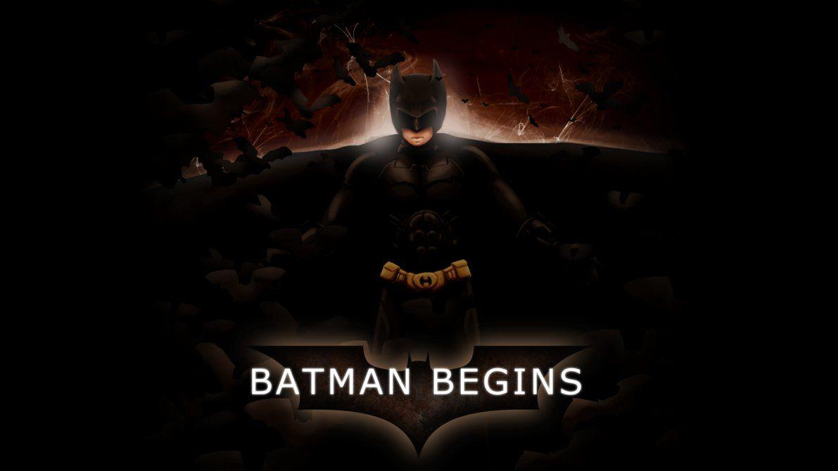 Batman Begins Super HD Wallpapers by BlueSuperSonic