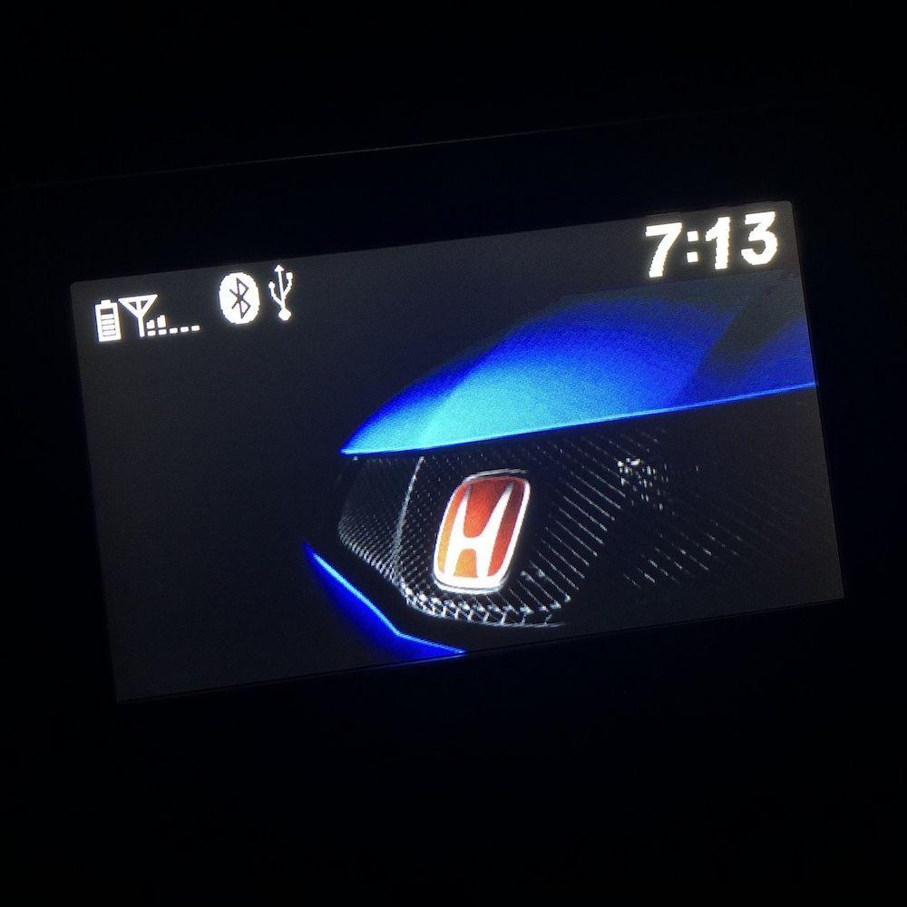 Honda Civic Logo Wallpapers