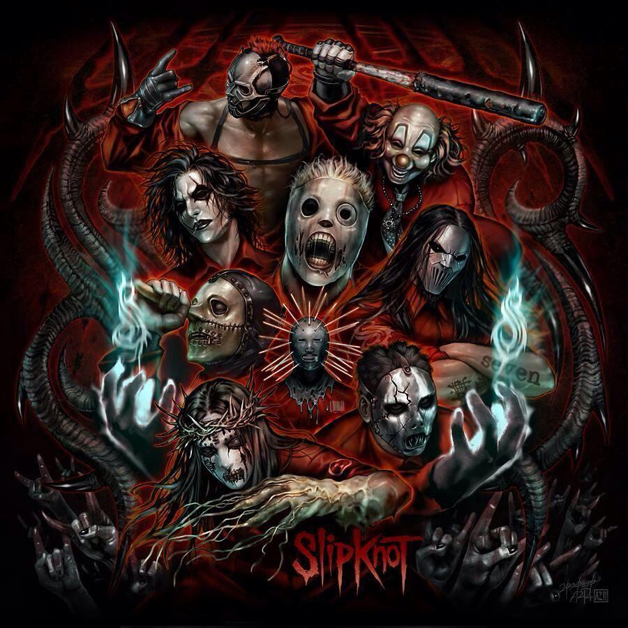 Slipknot 2019 Wallpapers Wallpaper Cave