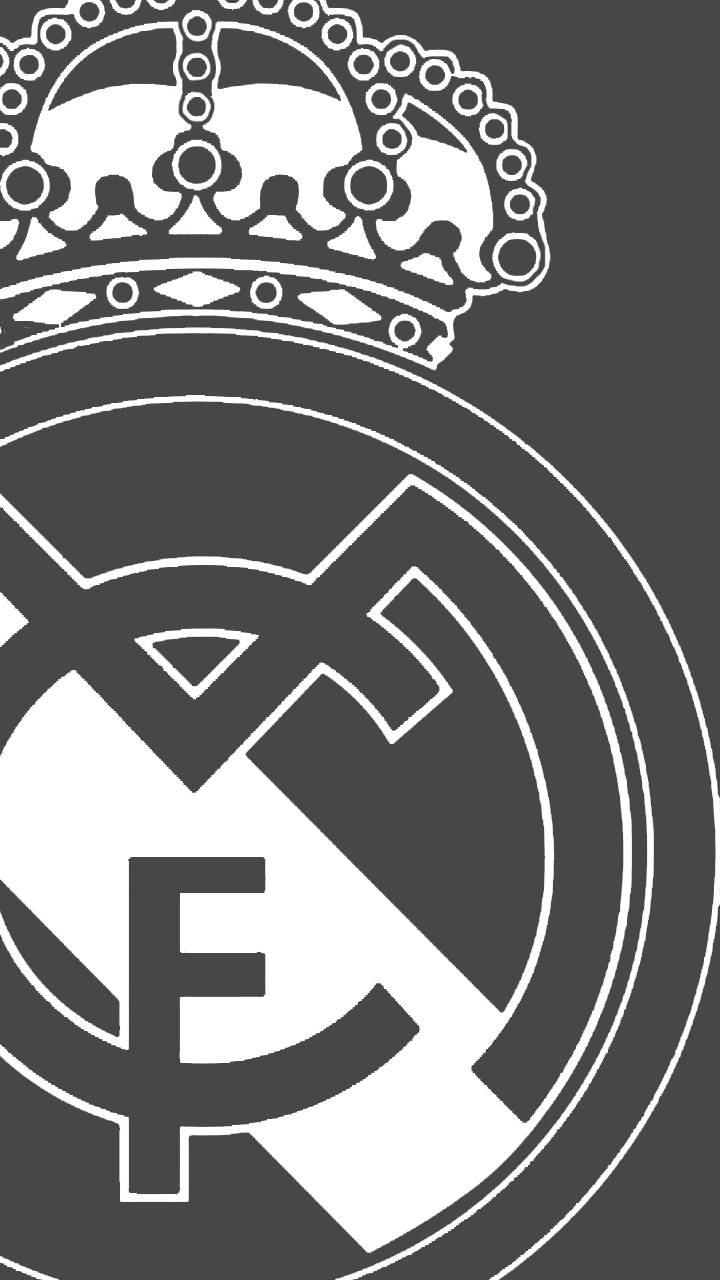 Real Madrid Wallpapers Black Wallpaper Cave
