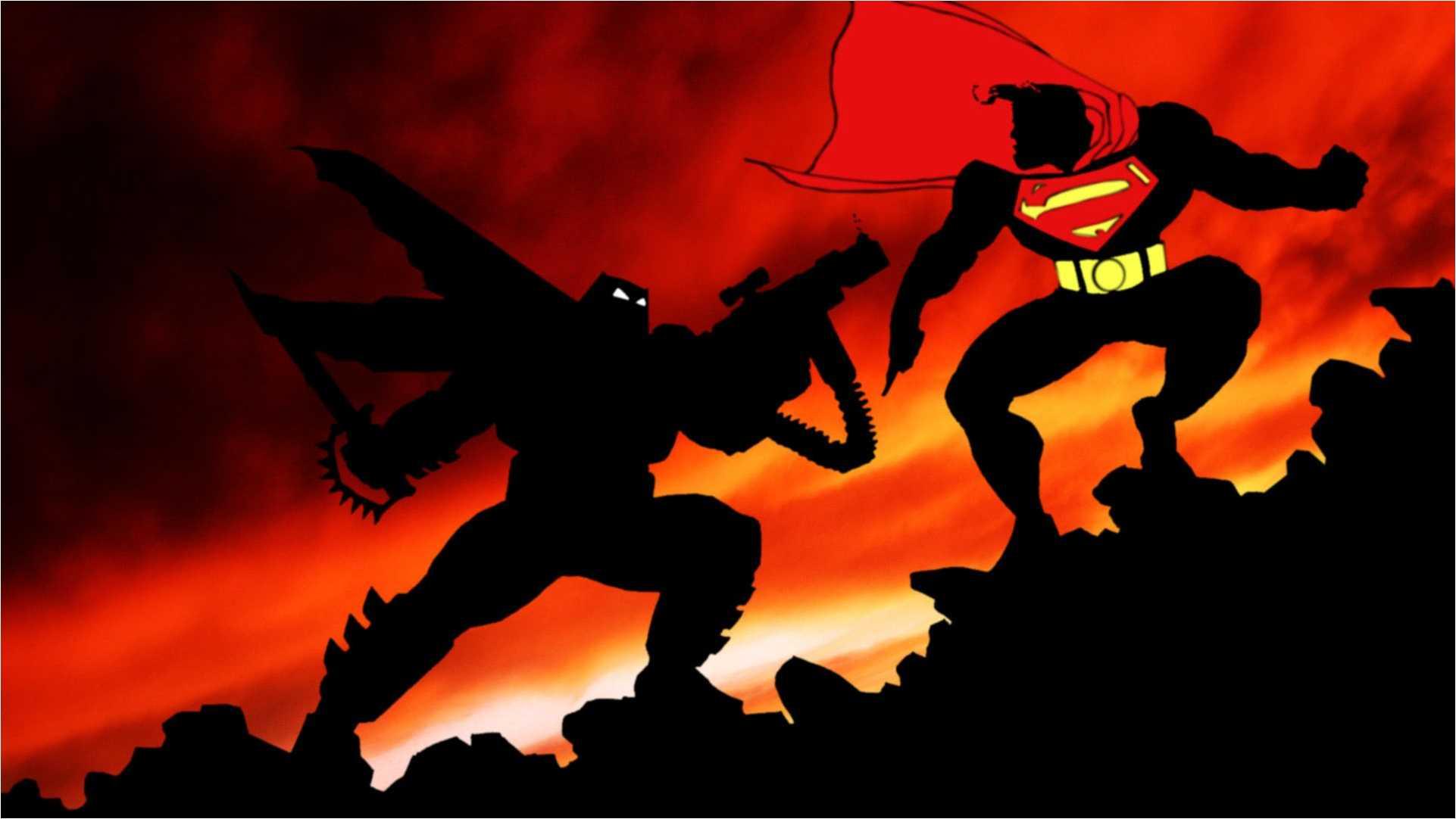 Dark Knight Returns Wallpapers Wallpaper Cave