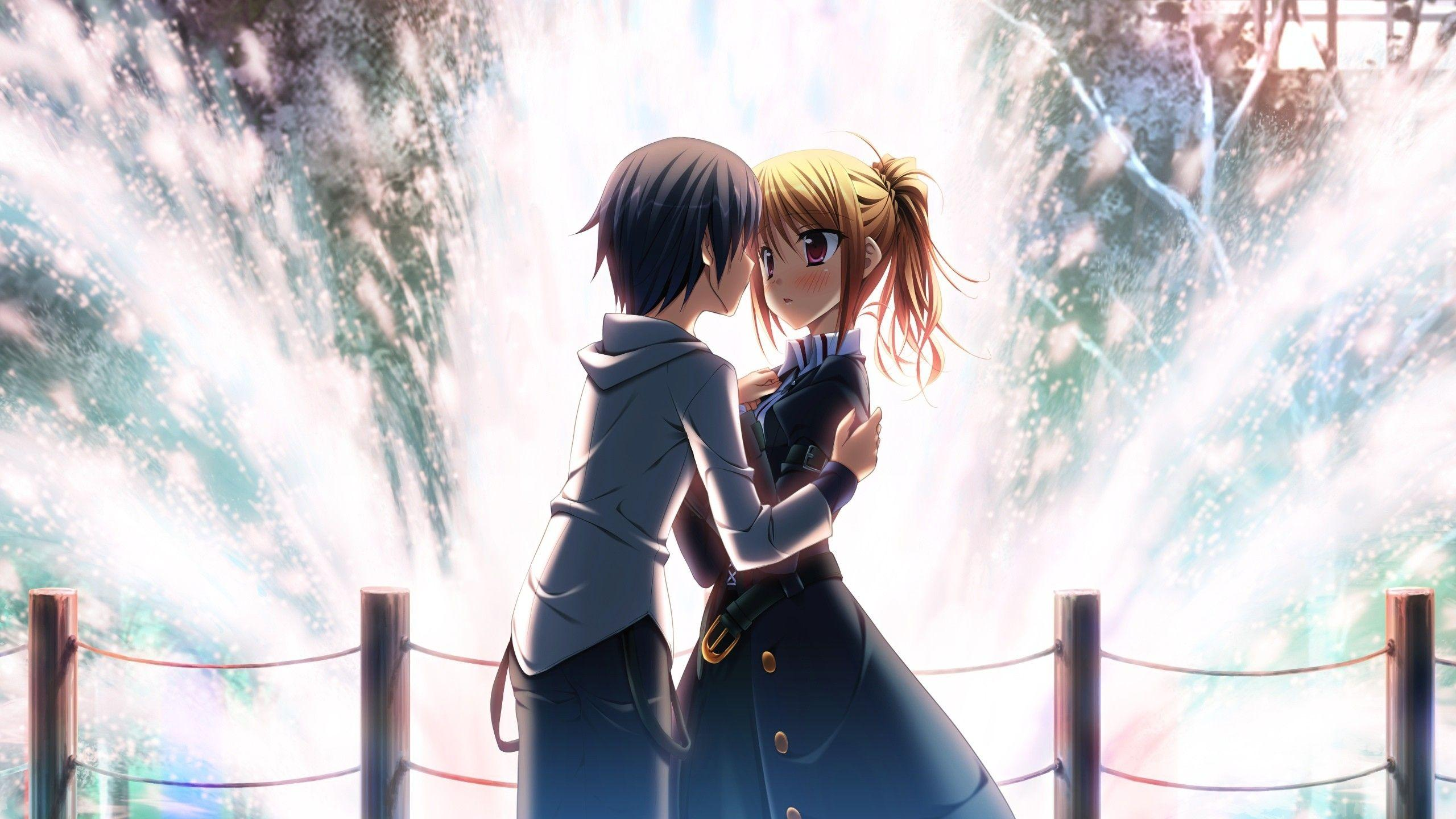 Anime Love Wallpapers HD - Wallpaper Cave
